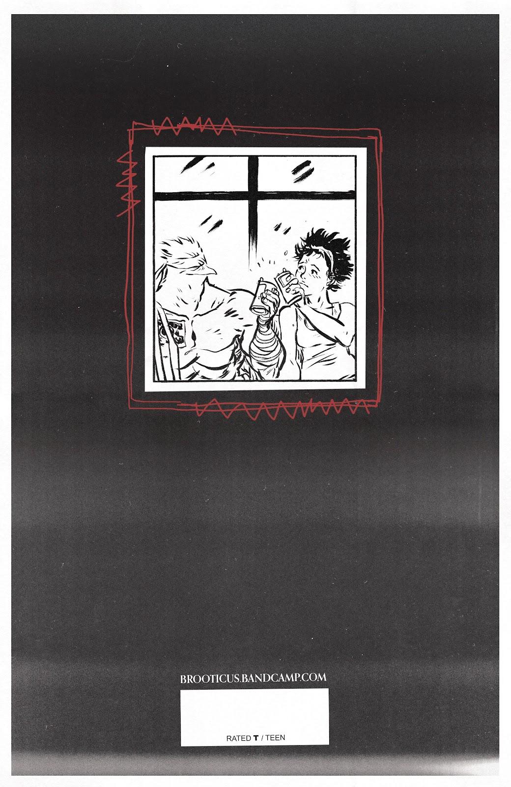 Read online Murder Falcon comic -  Issue #5 - 31