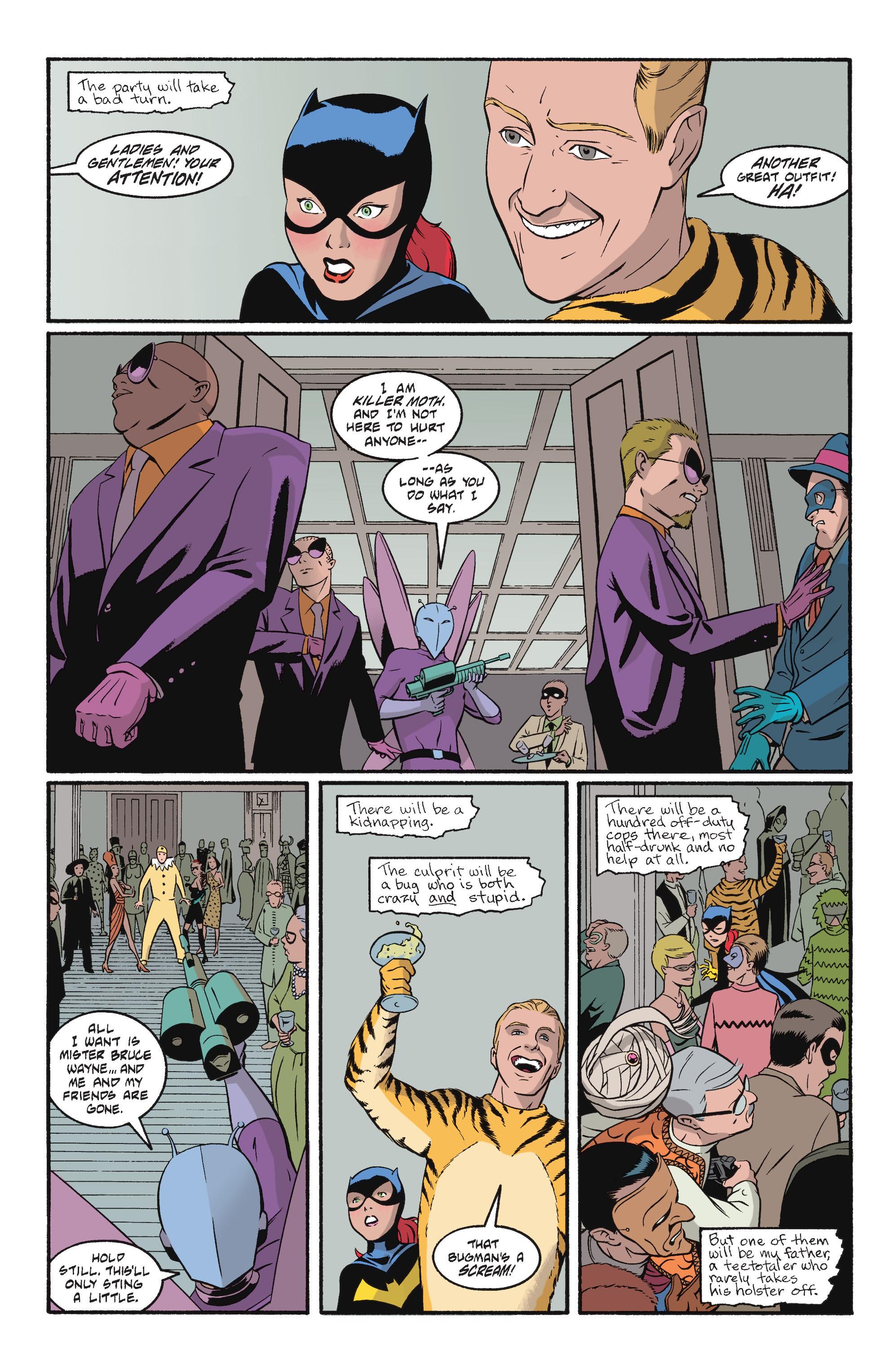 Read online Batgirl/Robin: Year One comic -  Issue # TPB 2 - 28