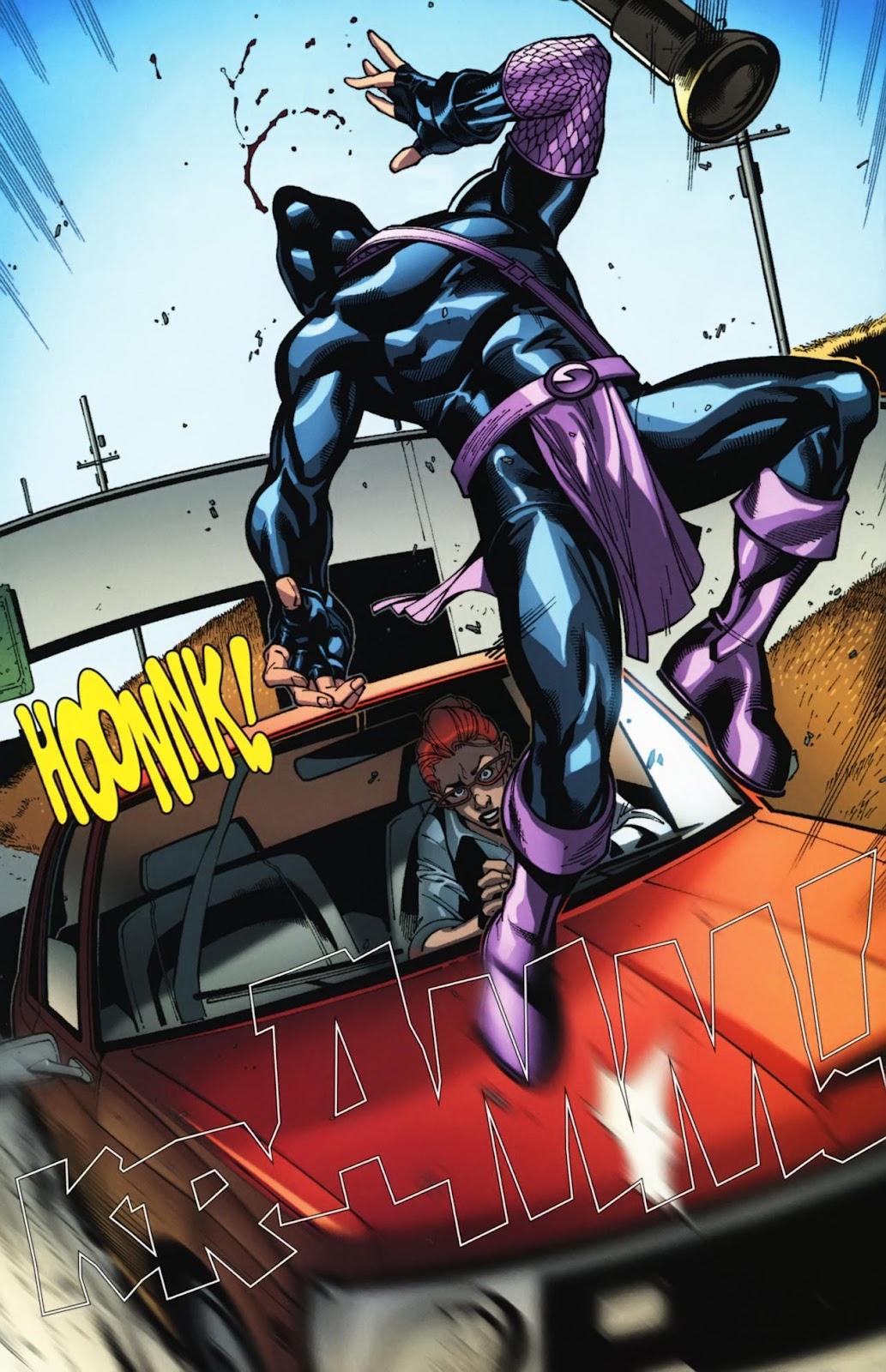 Read online Deadpool (2008) comic -  Issue #12 - 15