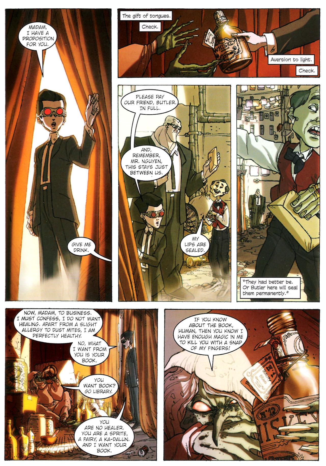 Read online Artemis Fowl: The Graphic Novel comic -  Issue #Artemis Fowl: The Graphic Novel Full - 8