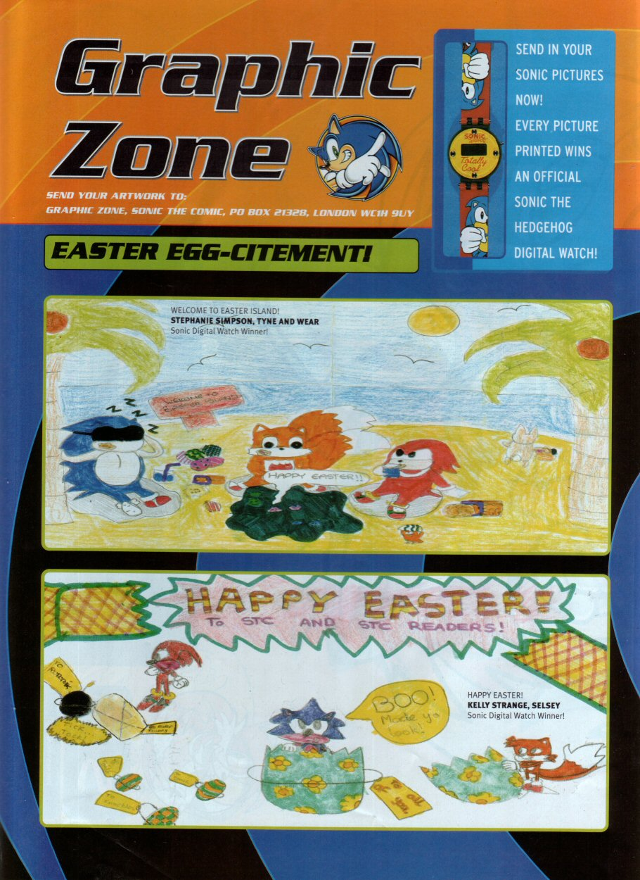 Read online Sonic the Comic comic -  Issue #179 - 9