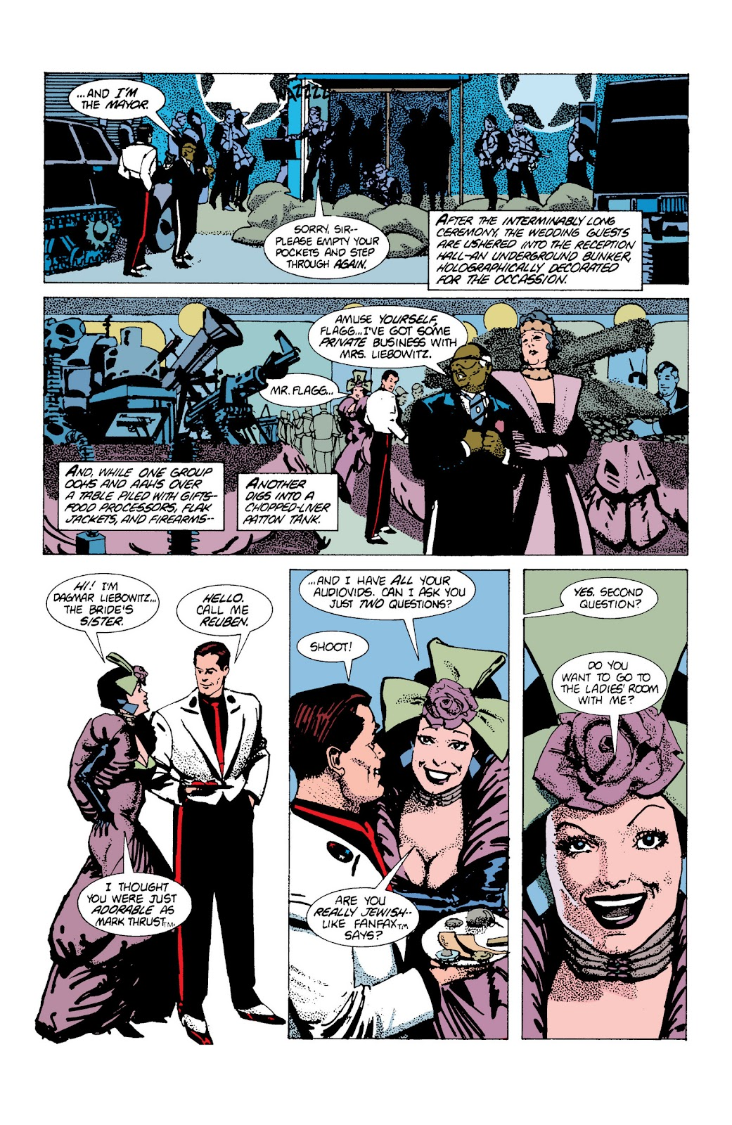 American Flagg! issue Definitive Collection (Part 1) - Page 62