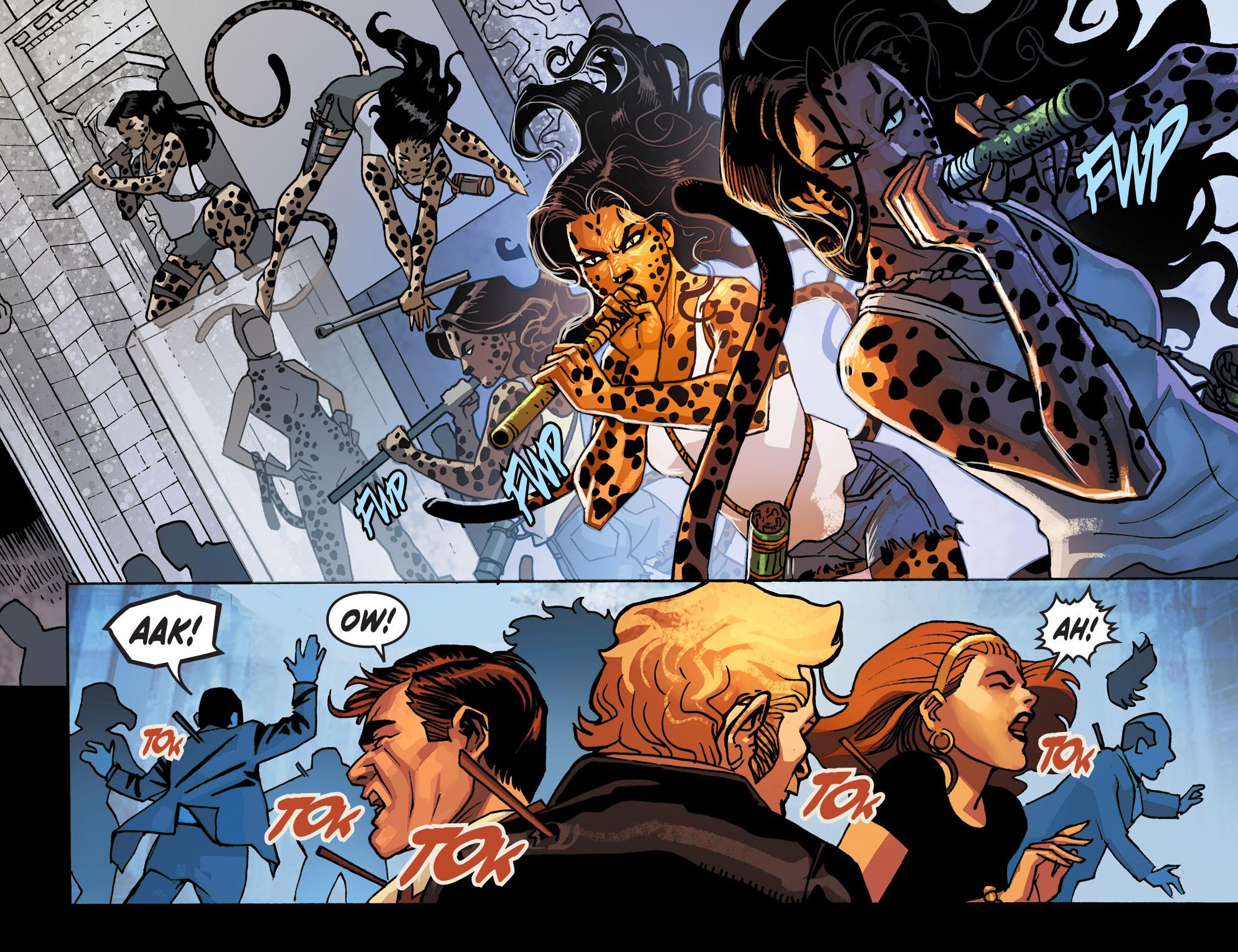Read online Wonder Woman '77 [I] comic -  Issue #8 - 13