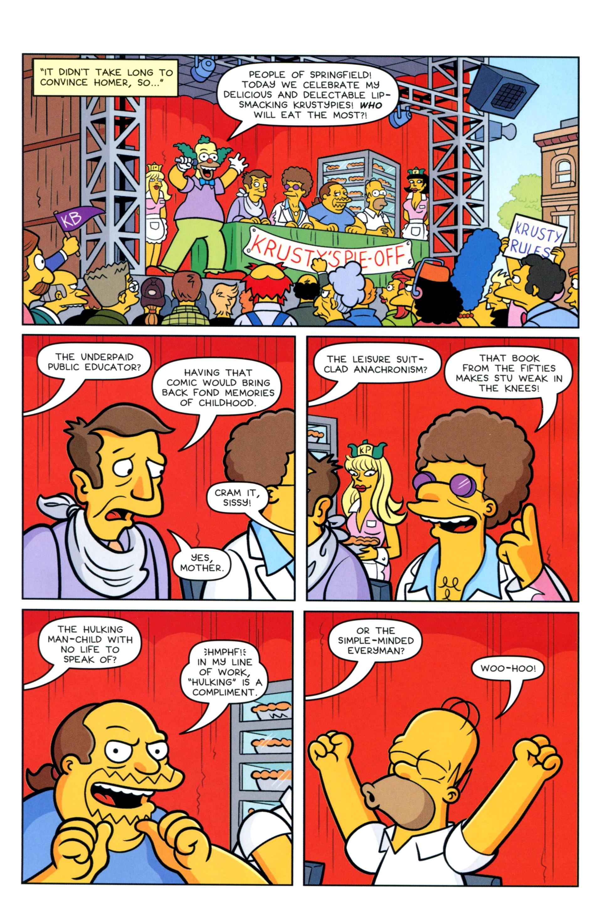 Read online Simpsons Comics Presents Bart Simpson comic -  Issue #83 - 9