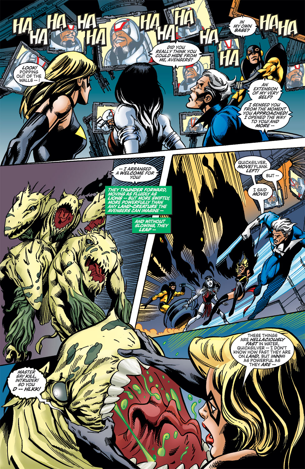 Read online Avengers (1998) comic -  Issue #46 - 18