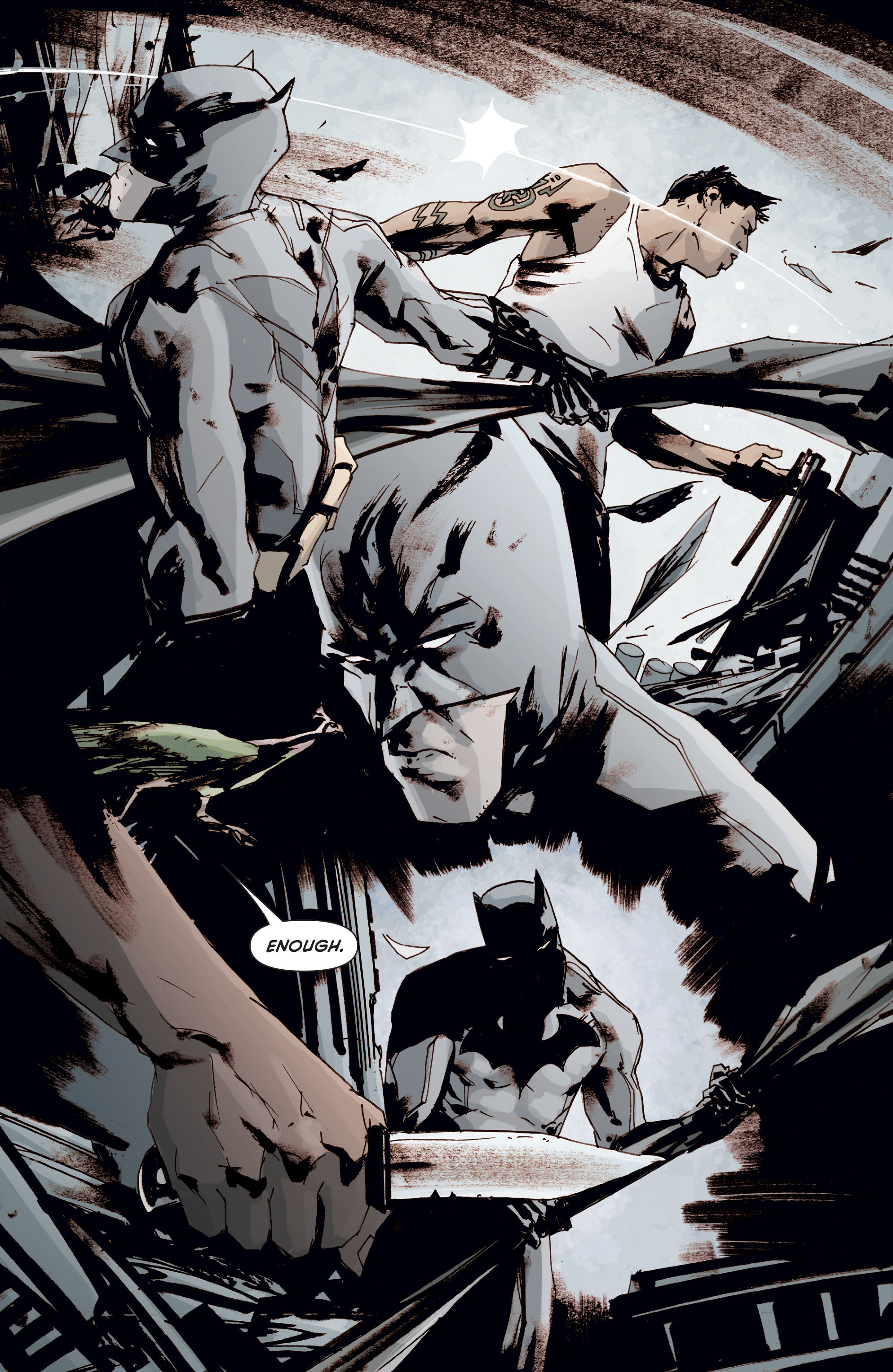 Read online Batman (2011) comic -  Issue # _TPB 8 - 94