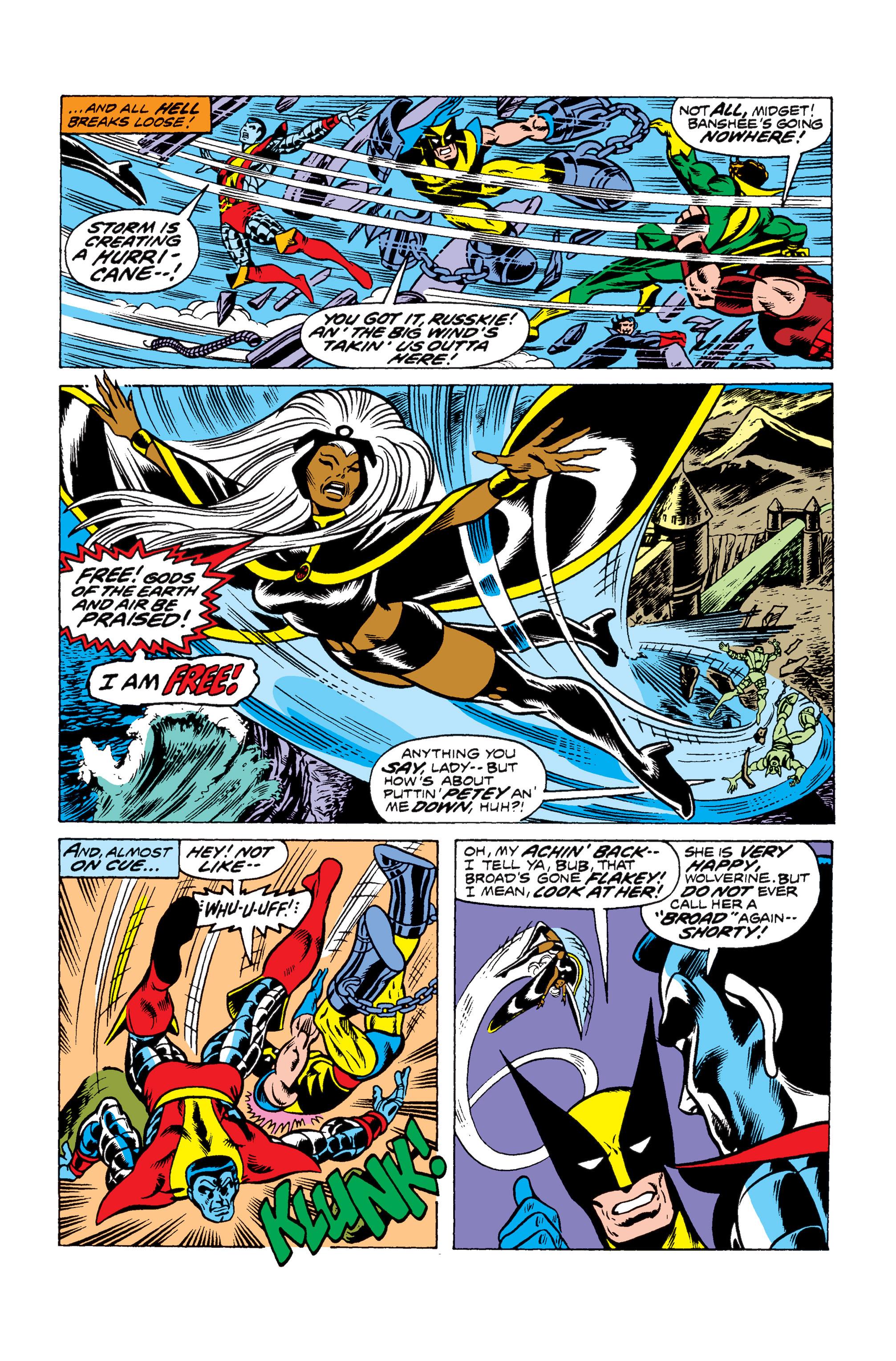 Uncanny X-Men (1963) 103 Page 9
