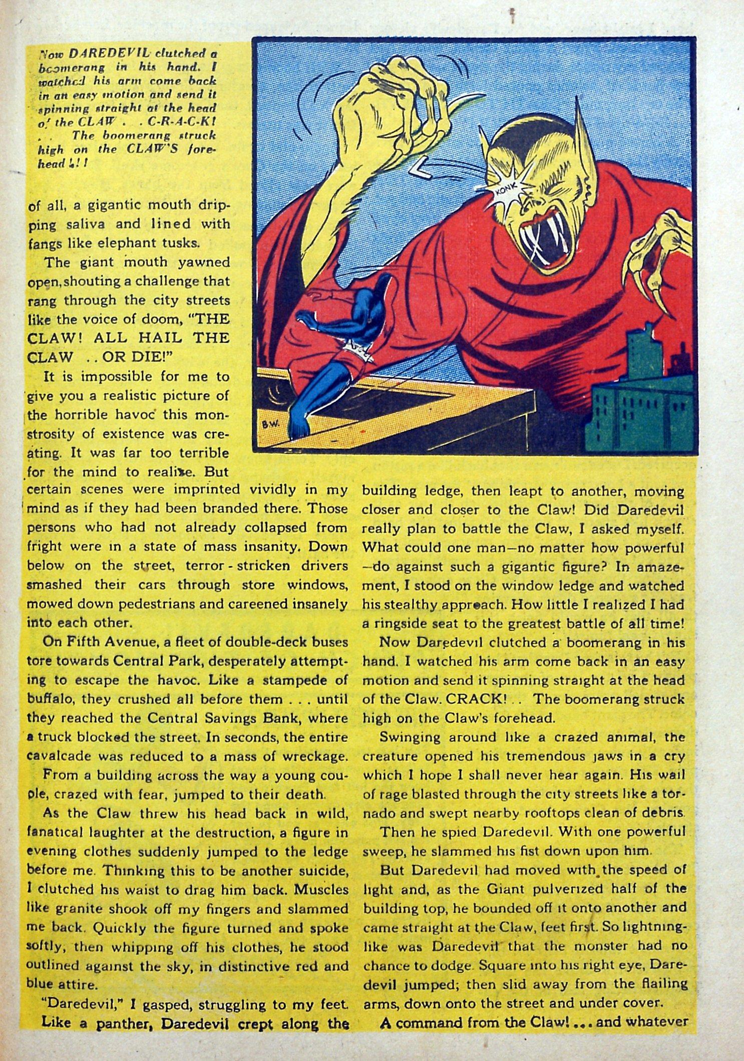 Daredevil (1941) issue 3 - Page 47
