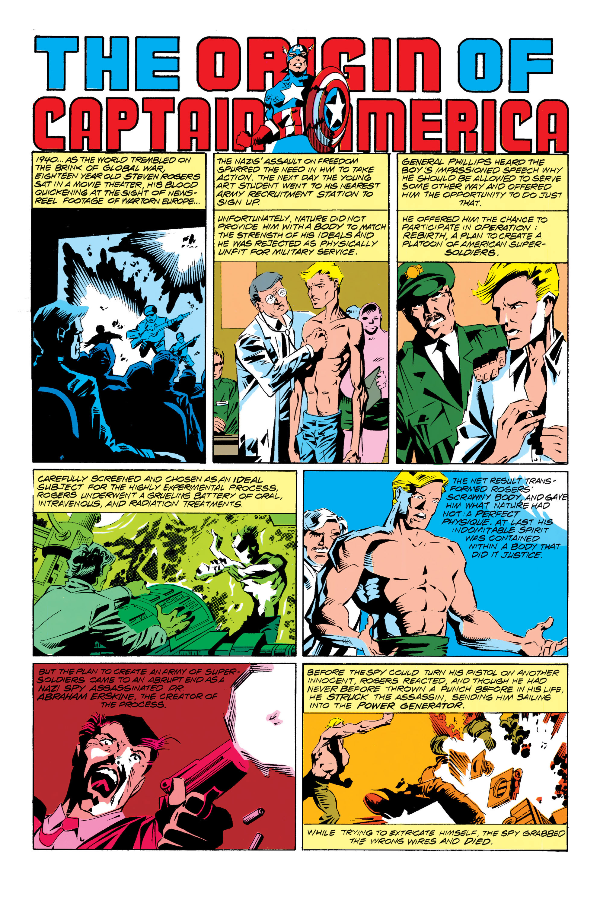 Read online Captain America (1968) comic -  Issue # _Annual 10 - 3