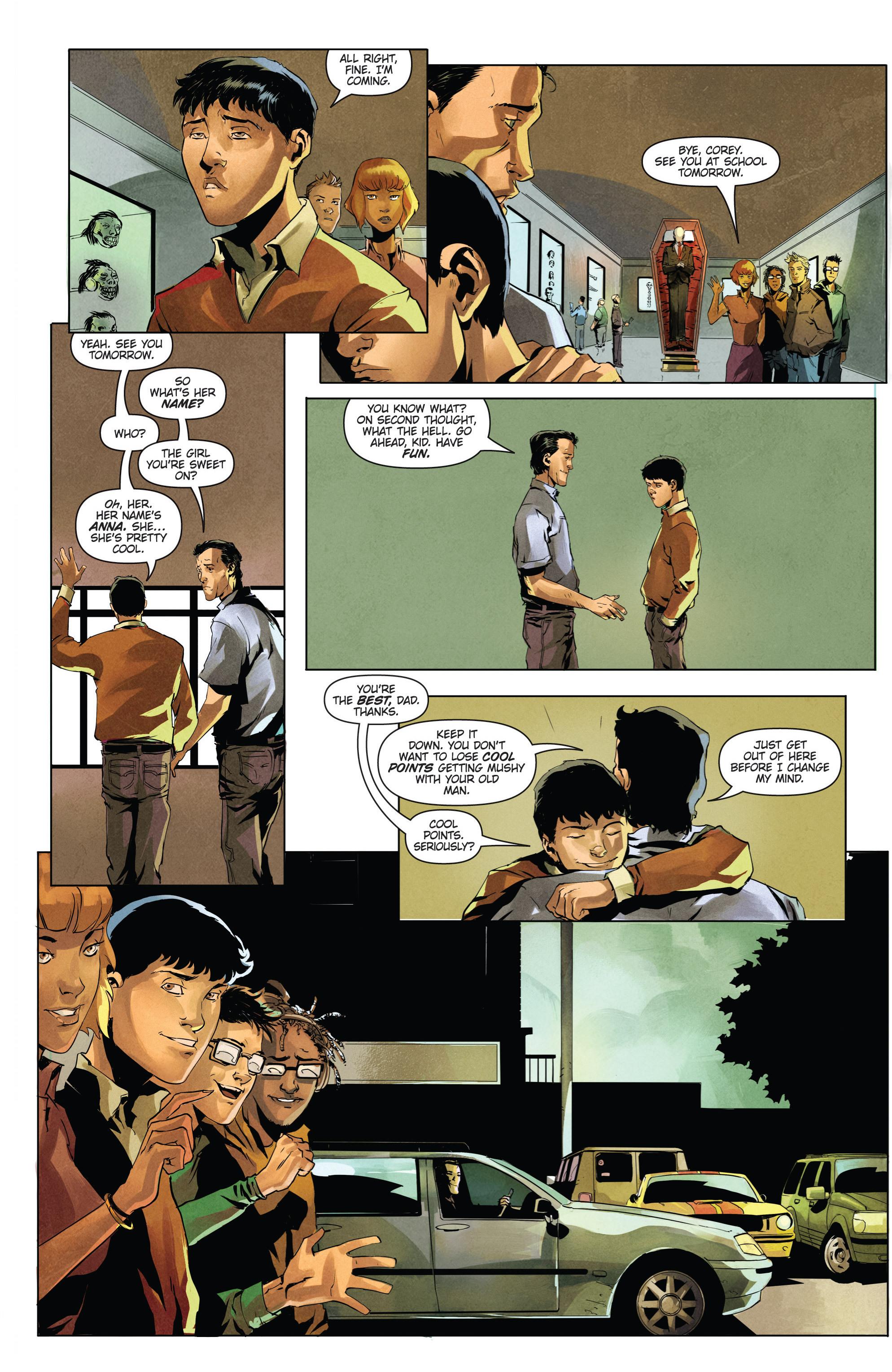 Read online Grimm Fairy Tales presents No Tomorrow comic -  Issue # TPB - 44