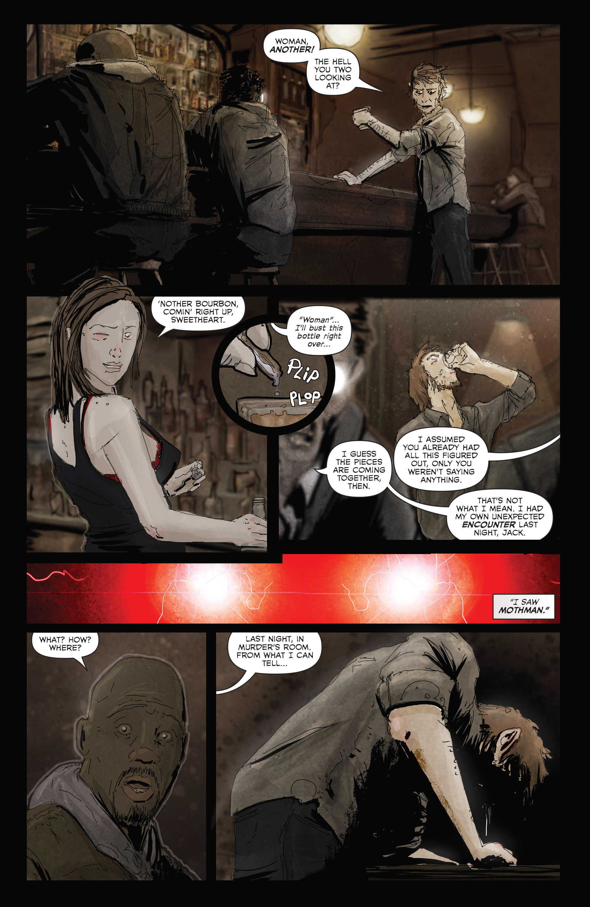 Read online Hoax Hunters (2012) comic -  Issue # TPB 3 - 63