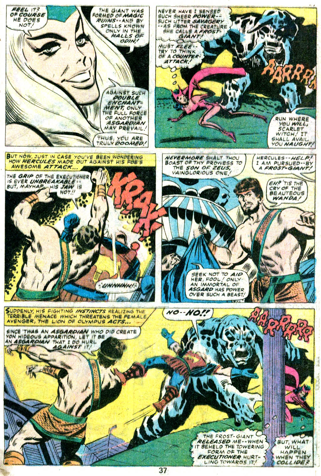 Giant-Size Avengers (1974) issue 5 - Page 29