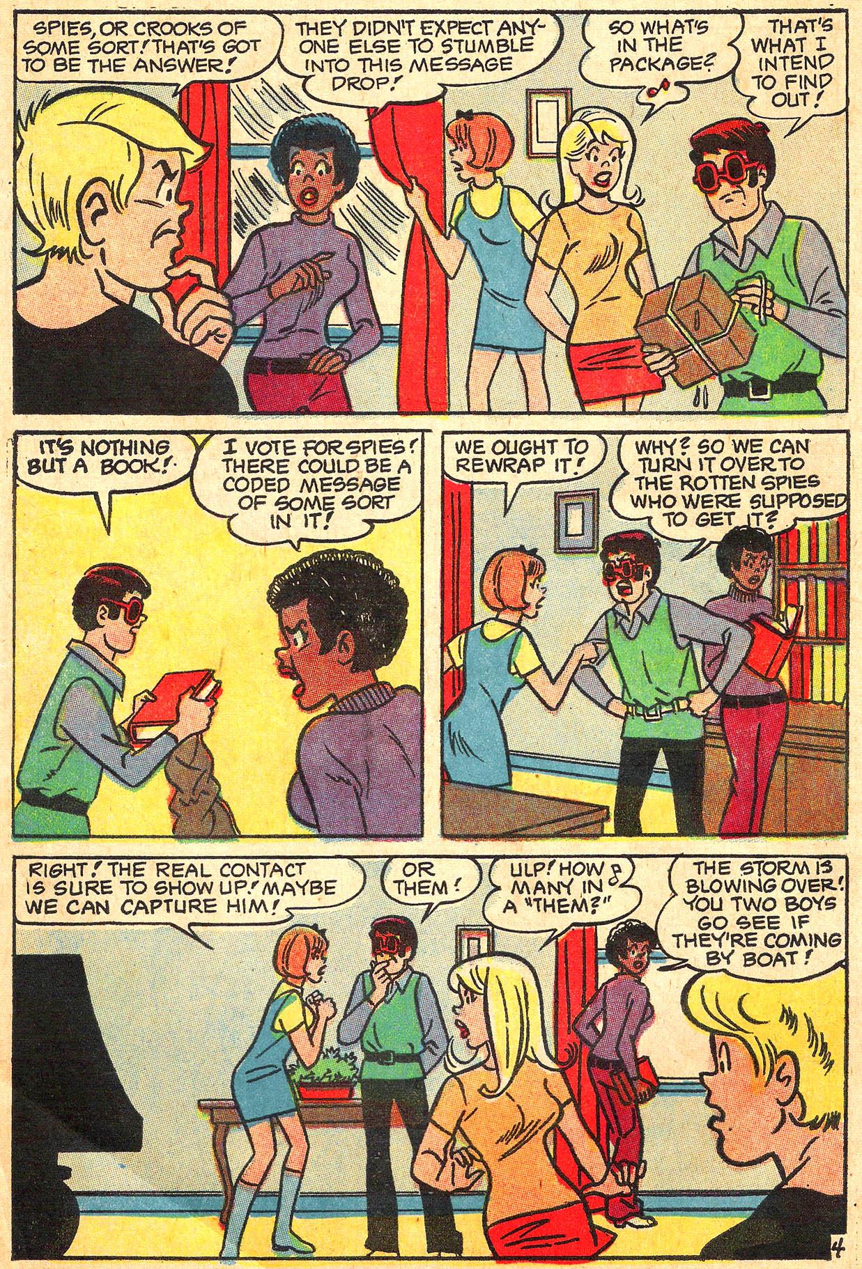 Read online She's Josie comic -  Issue #59 - 6
