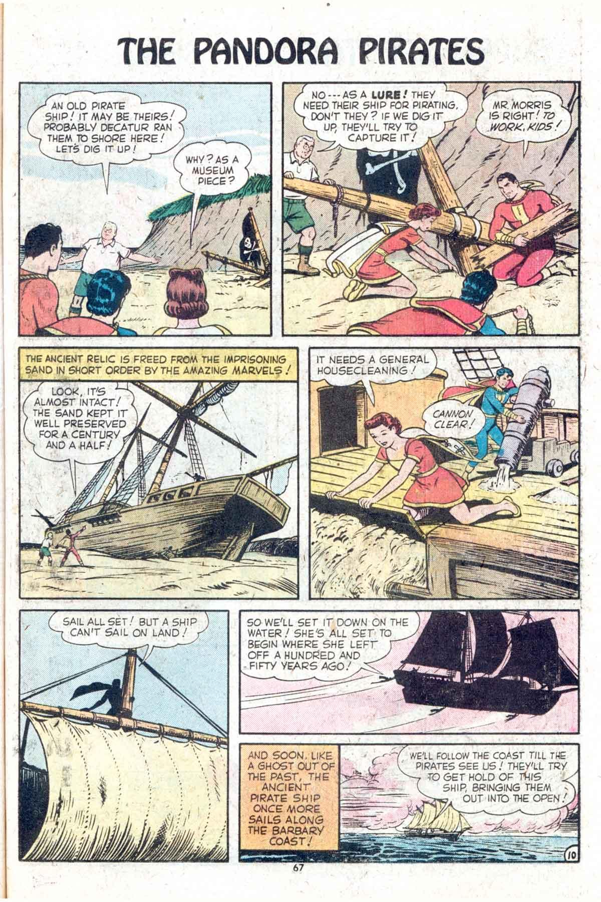 Read online Shazam! (1973) comic -  Issue #13 - 68