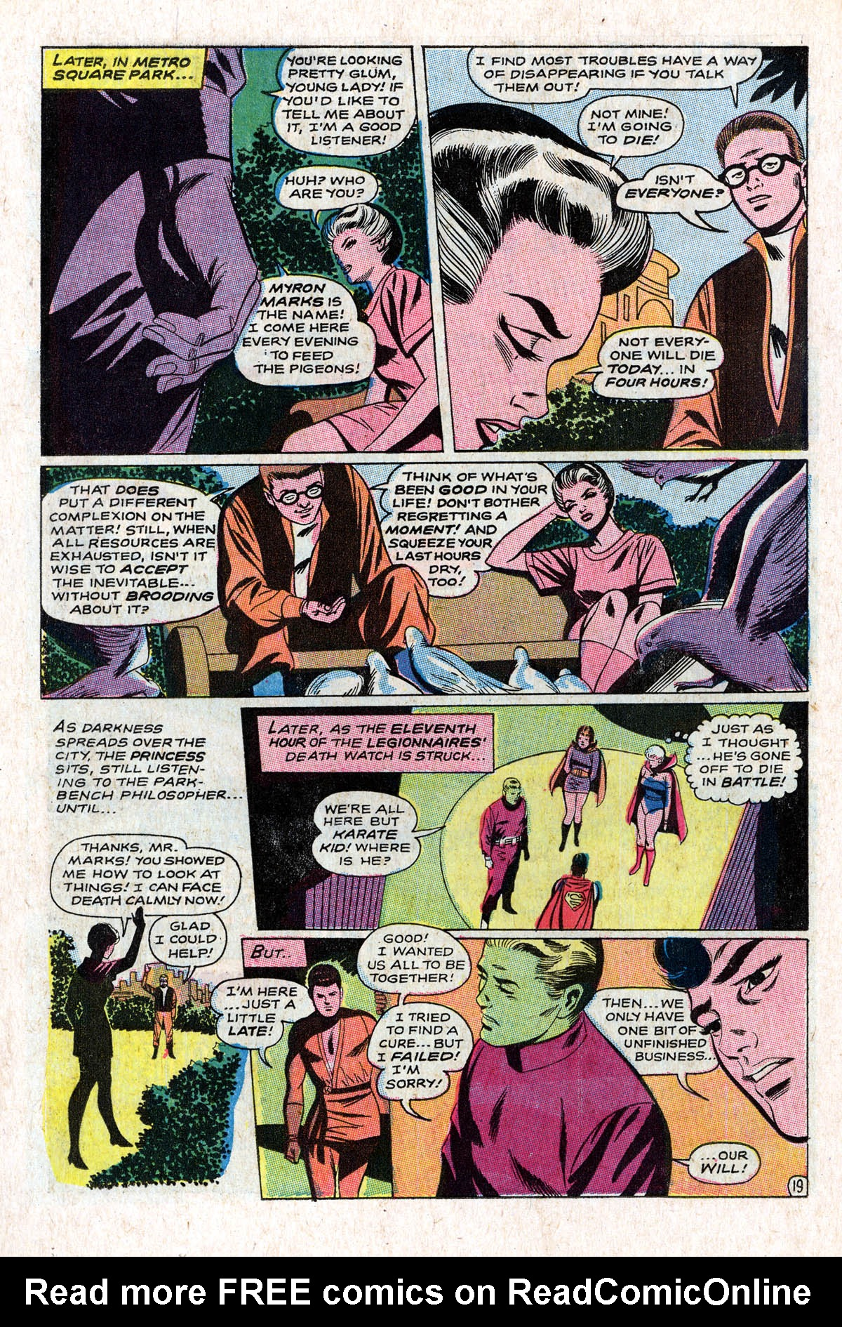 Read online Adventure Comics (1938) comic -  Issue #378 - 26