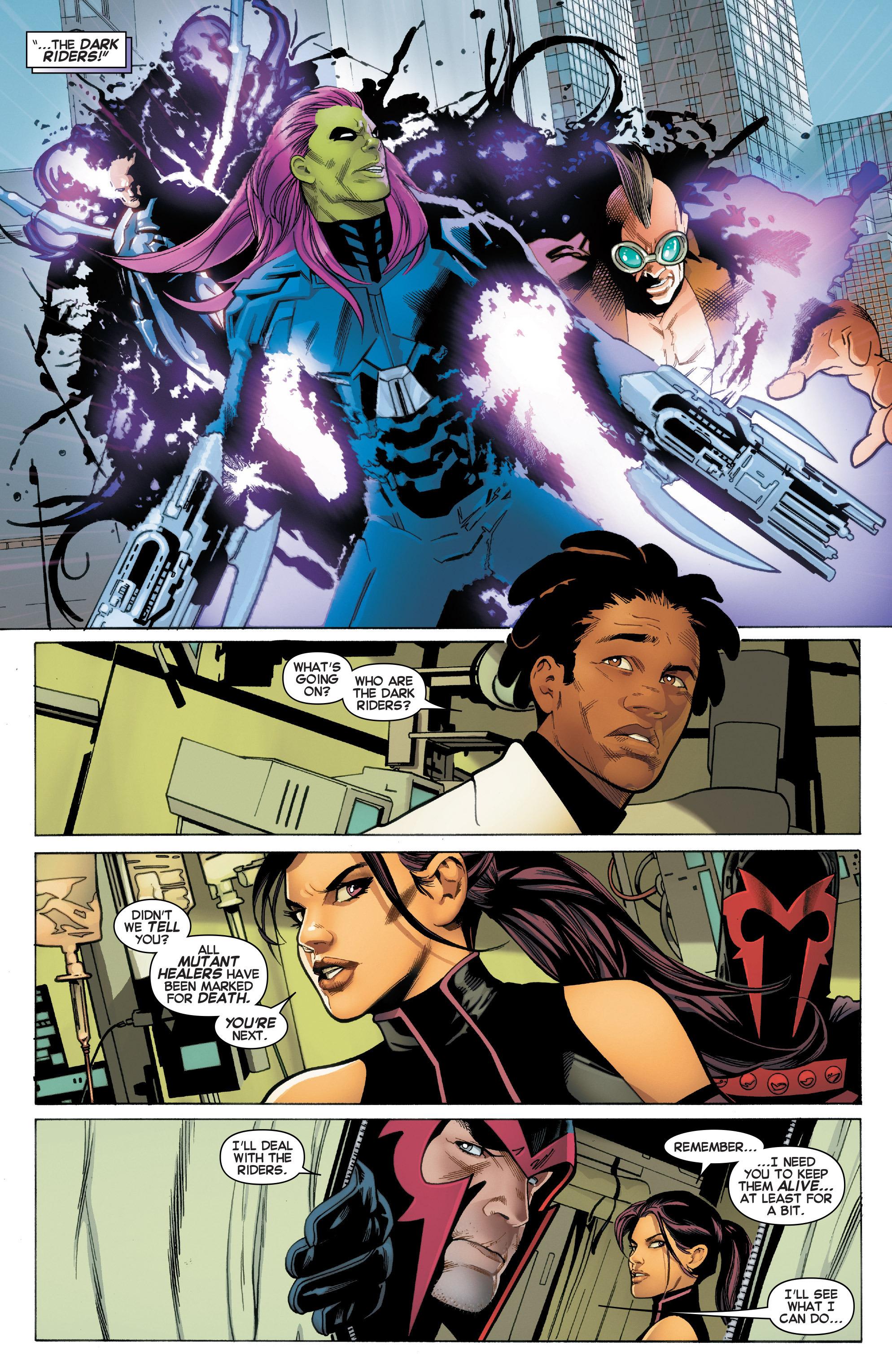 Read online Uncanny X-Men (2016) comic -  Issue #3 - 6
