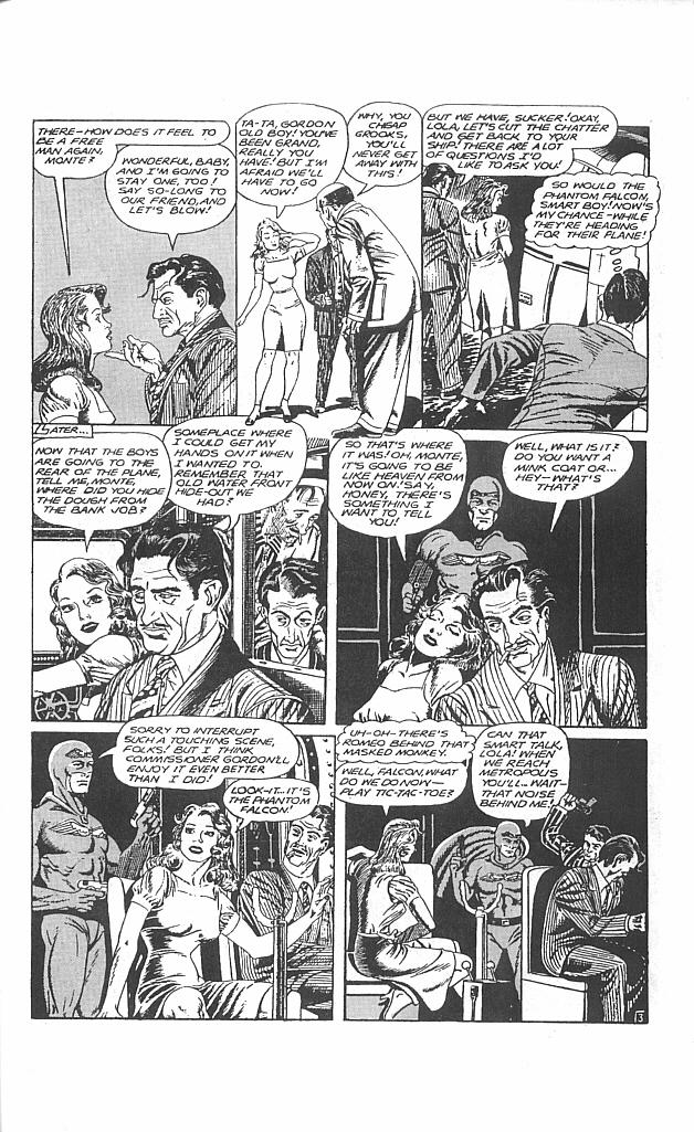 Read online Golden-Age Men of Mystery comic -  Issue #4 - 33