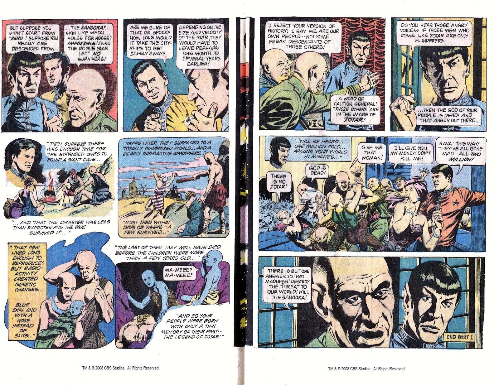 Star Trek (1967) issue 41 - Page 9