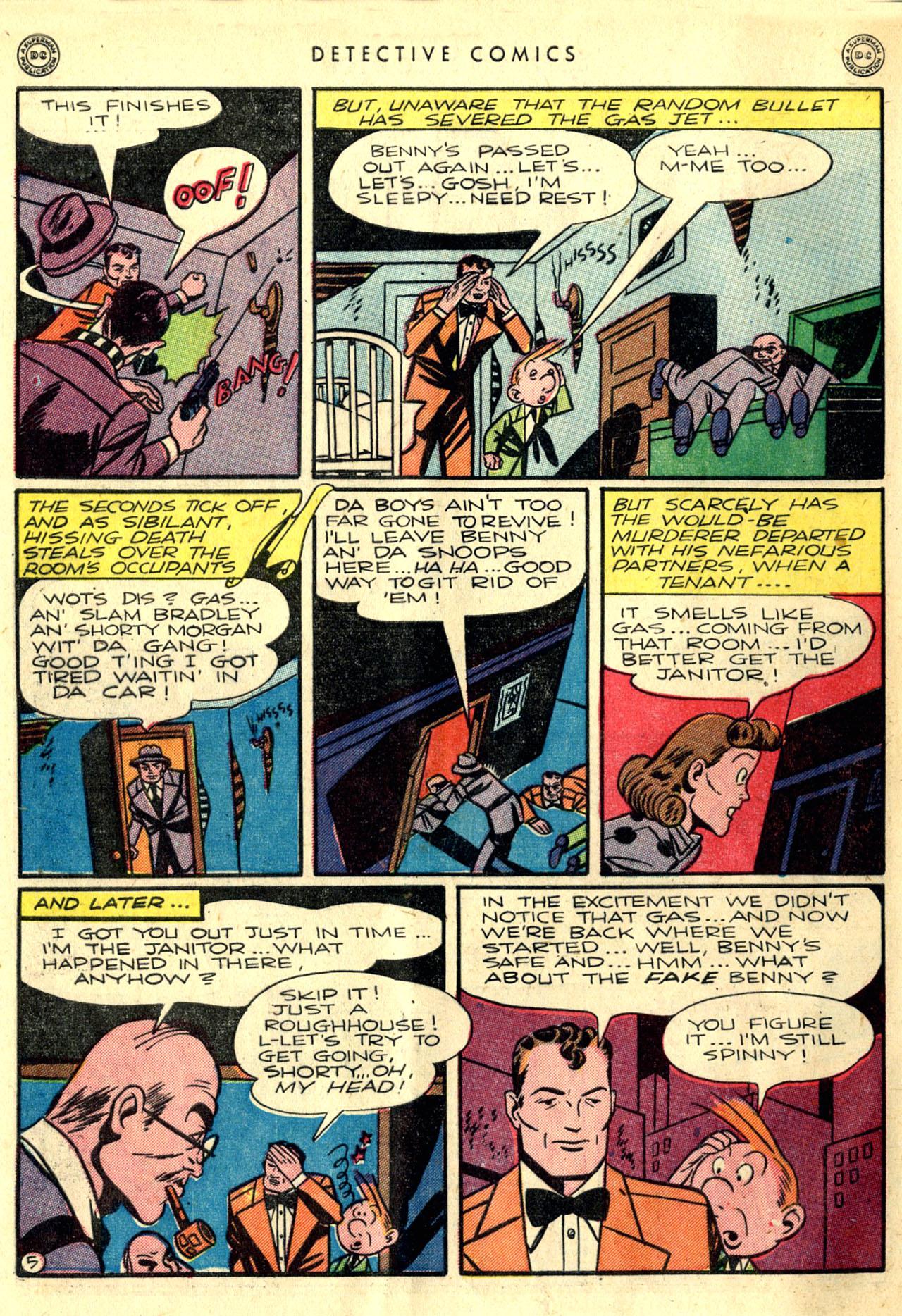 Read online Detective Comics (1937) comic -  Issue #90 - 46