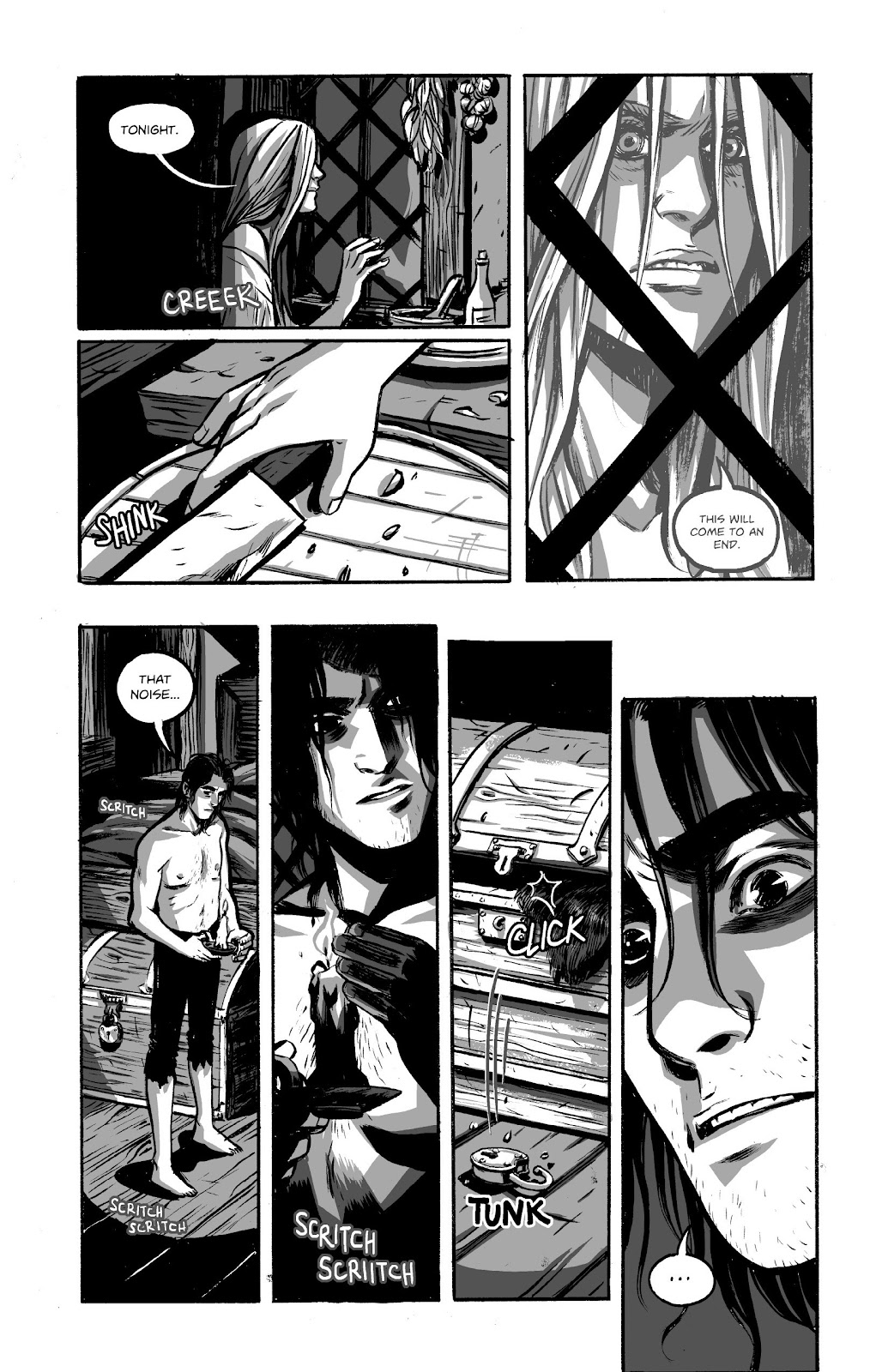 Read online Demeter comic -  Issue # Full - 21