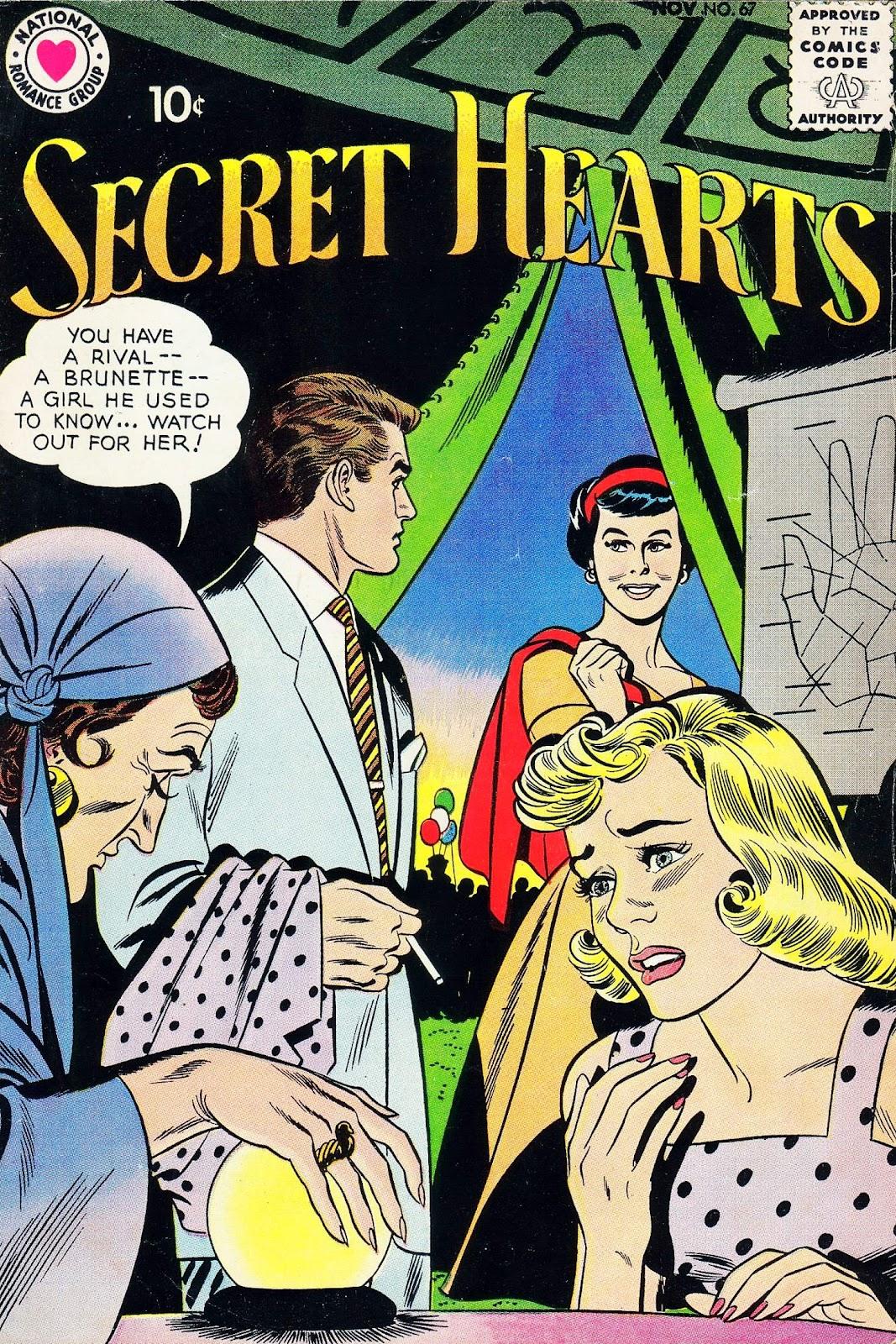 Secret Hearts 67 Page 1