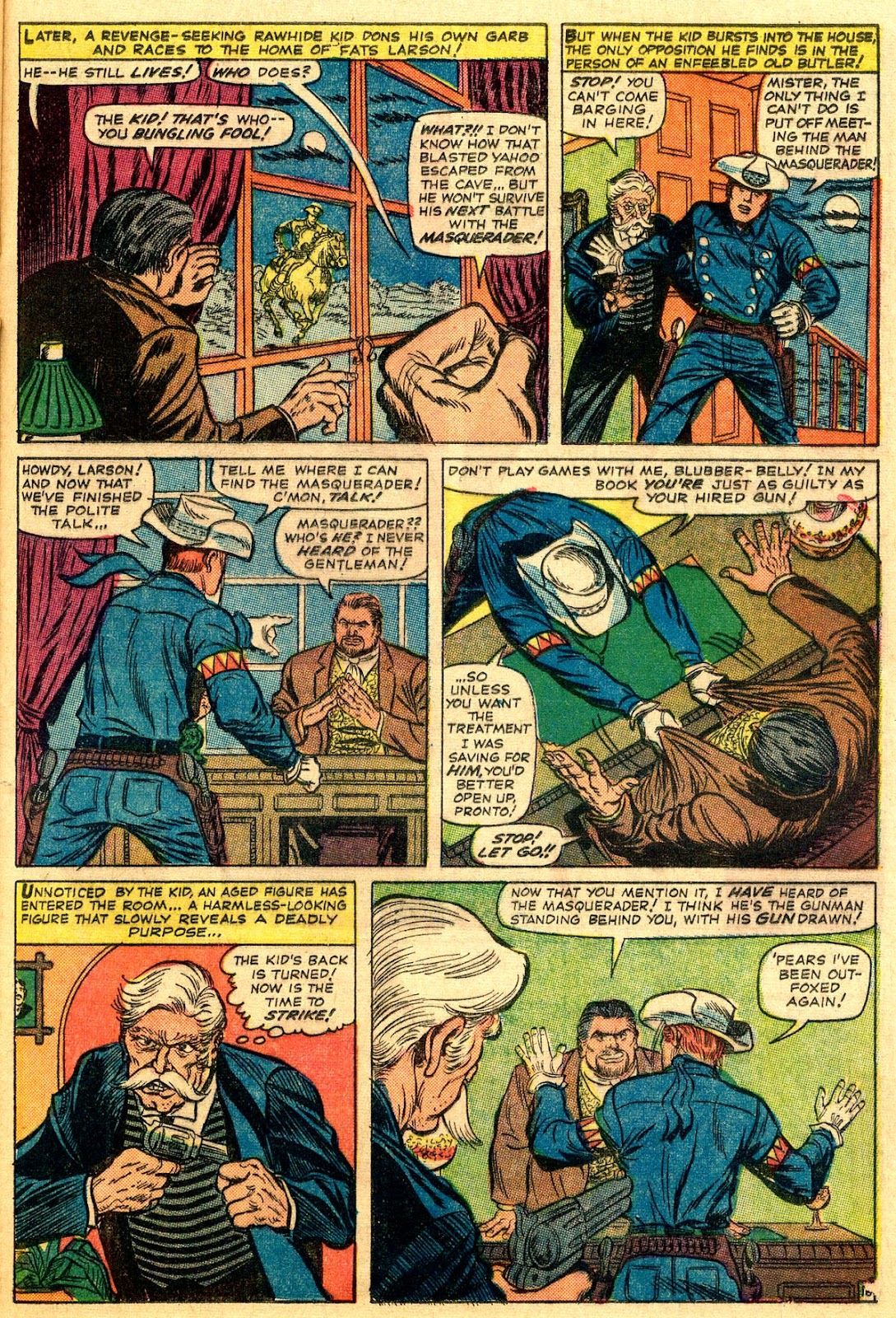 The Rawhide Kid (1955) issue 49 - Page 21