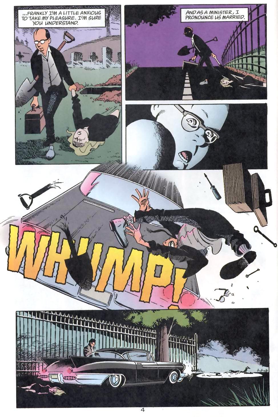 Read online Flinch comic -  Issue #5 - 5
