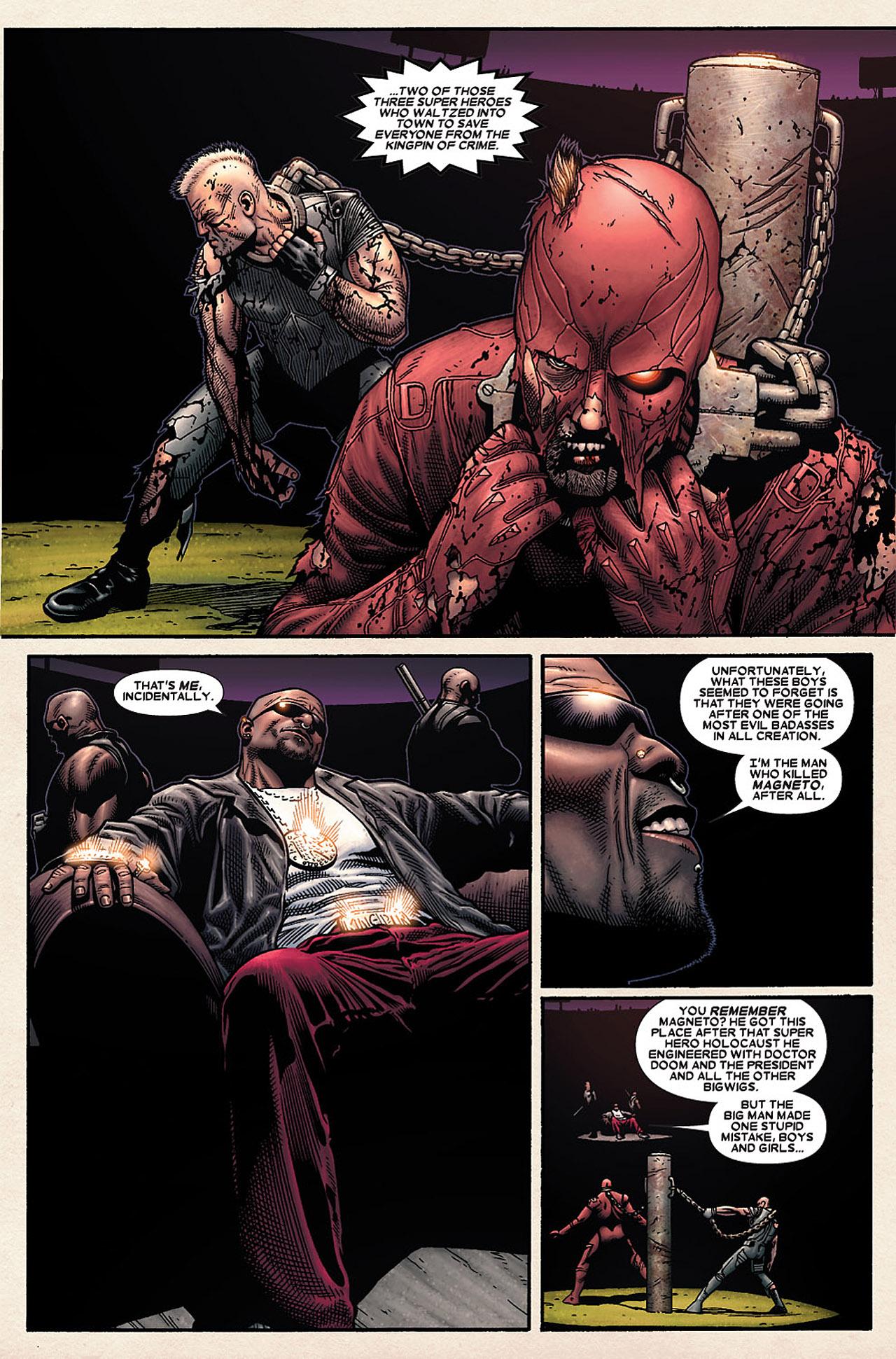Read online Wolverine: Old Man Logan comic -  Issue # Full - 57