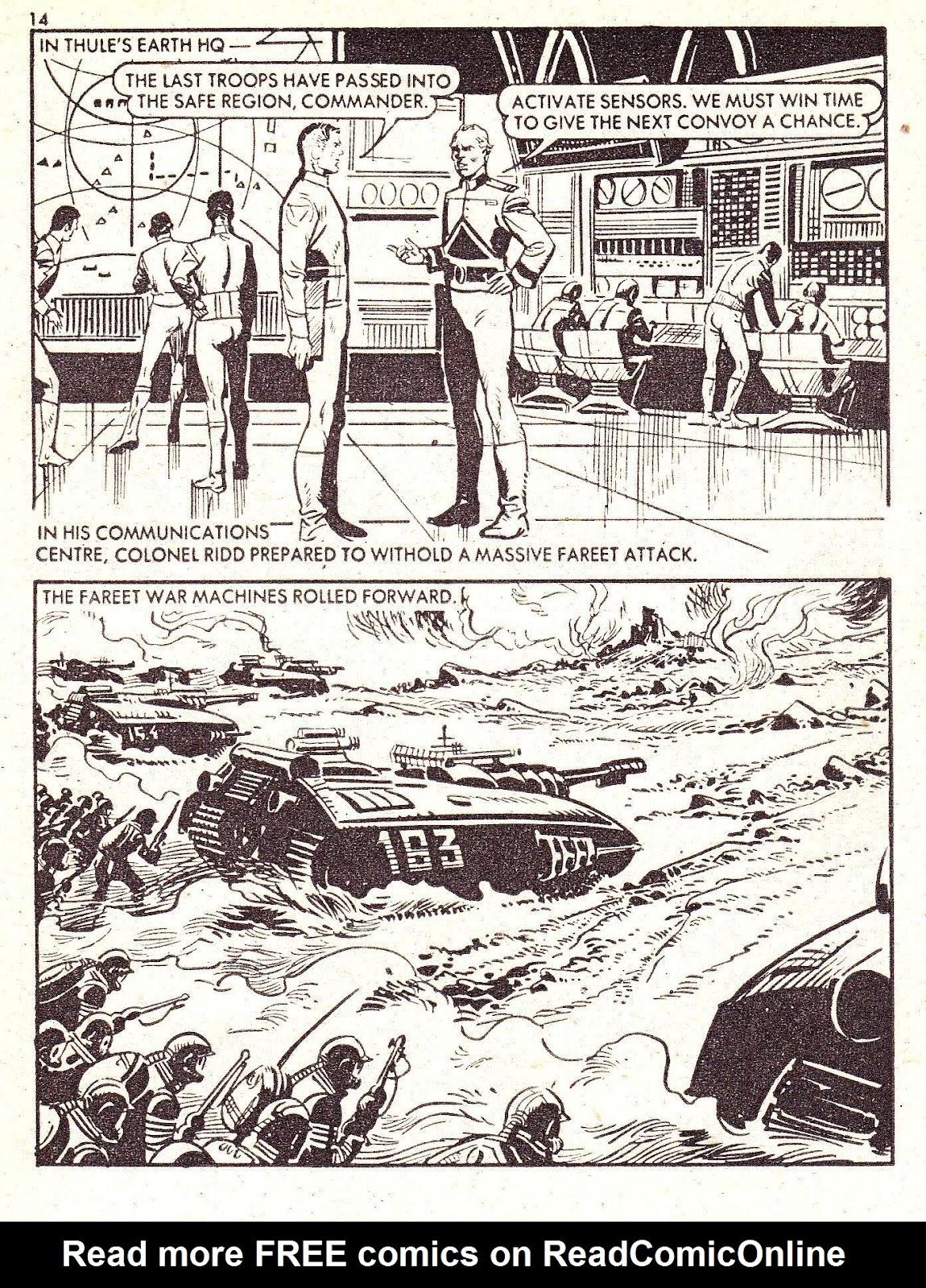 Starblazer issue 72 - Page 14