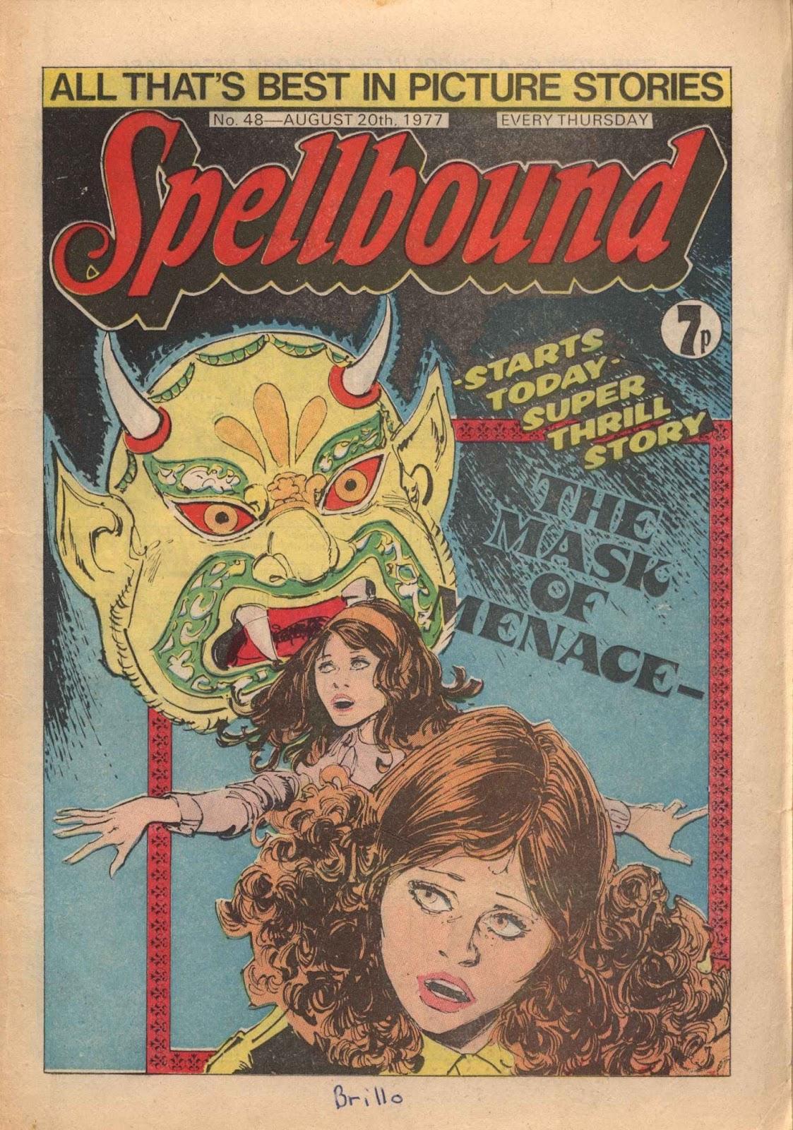 Spellbound (1988) issue 48 - Page 1