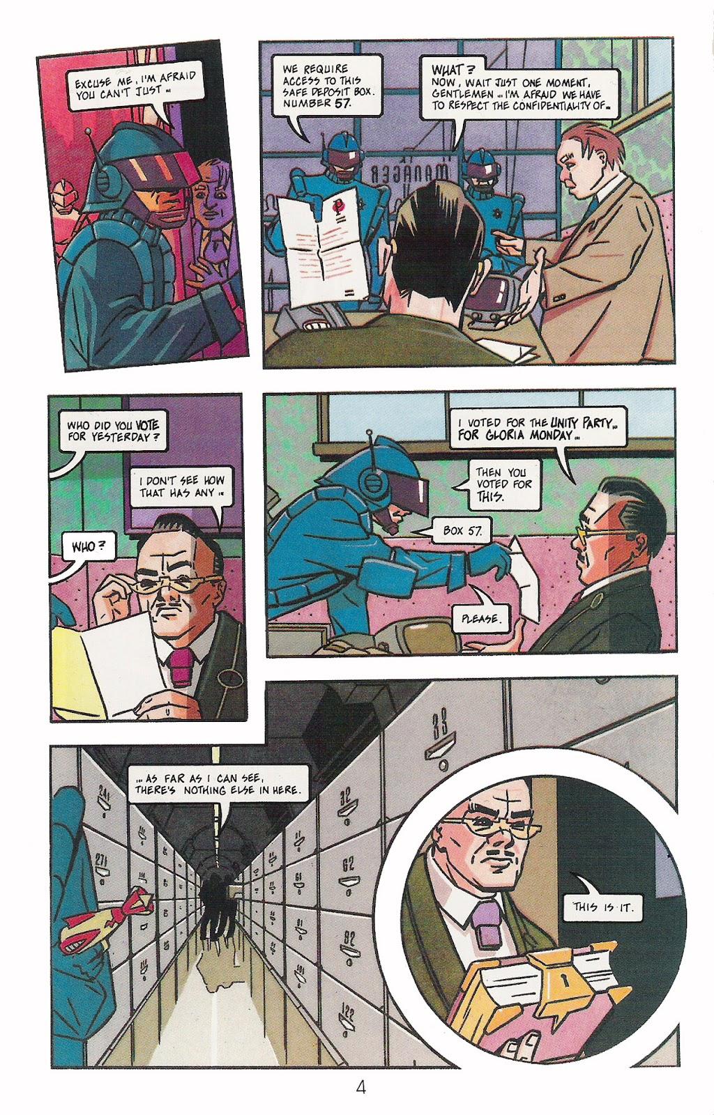Read online Dare comic -  Issue #1 - 6