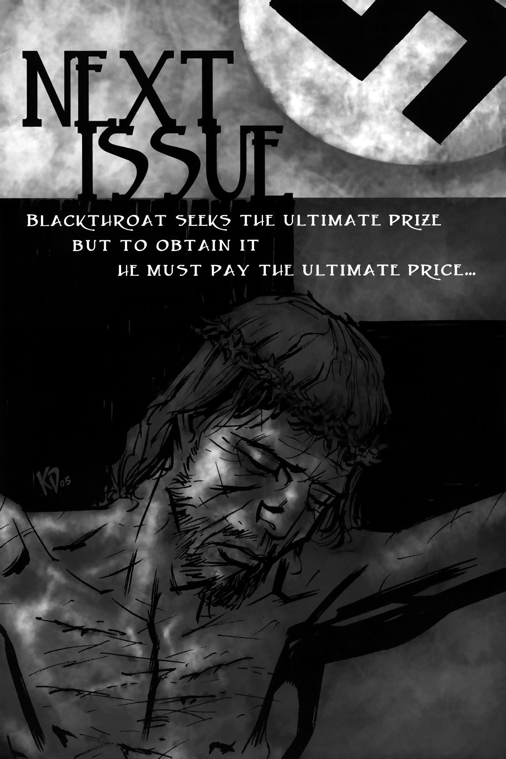 Read online Sea of Red comic -  Issue #8 - 35