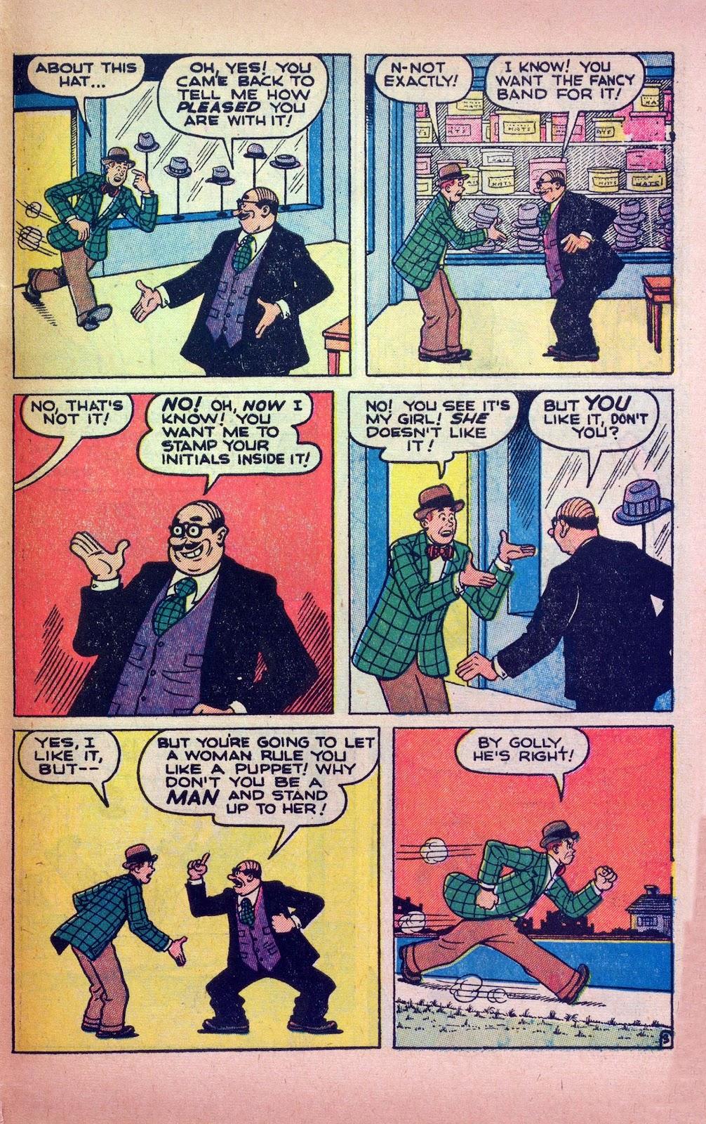 Read online Joker Comics comic -  Issue #38 - 29