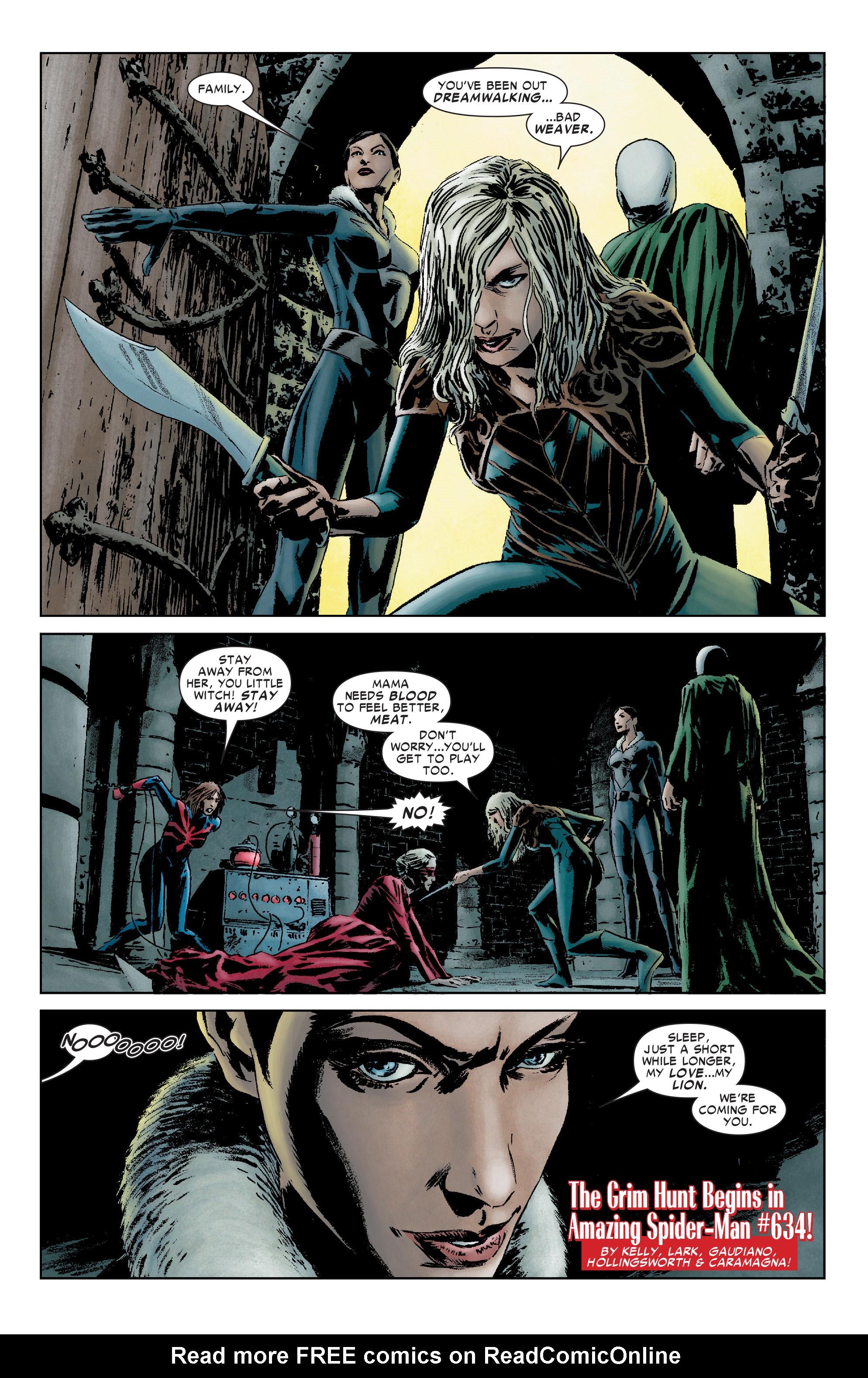 Read online Amazing Spider-Man Presents: Black Cat comic -  Issue #1 - 31