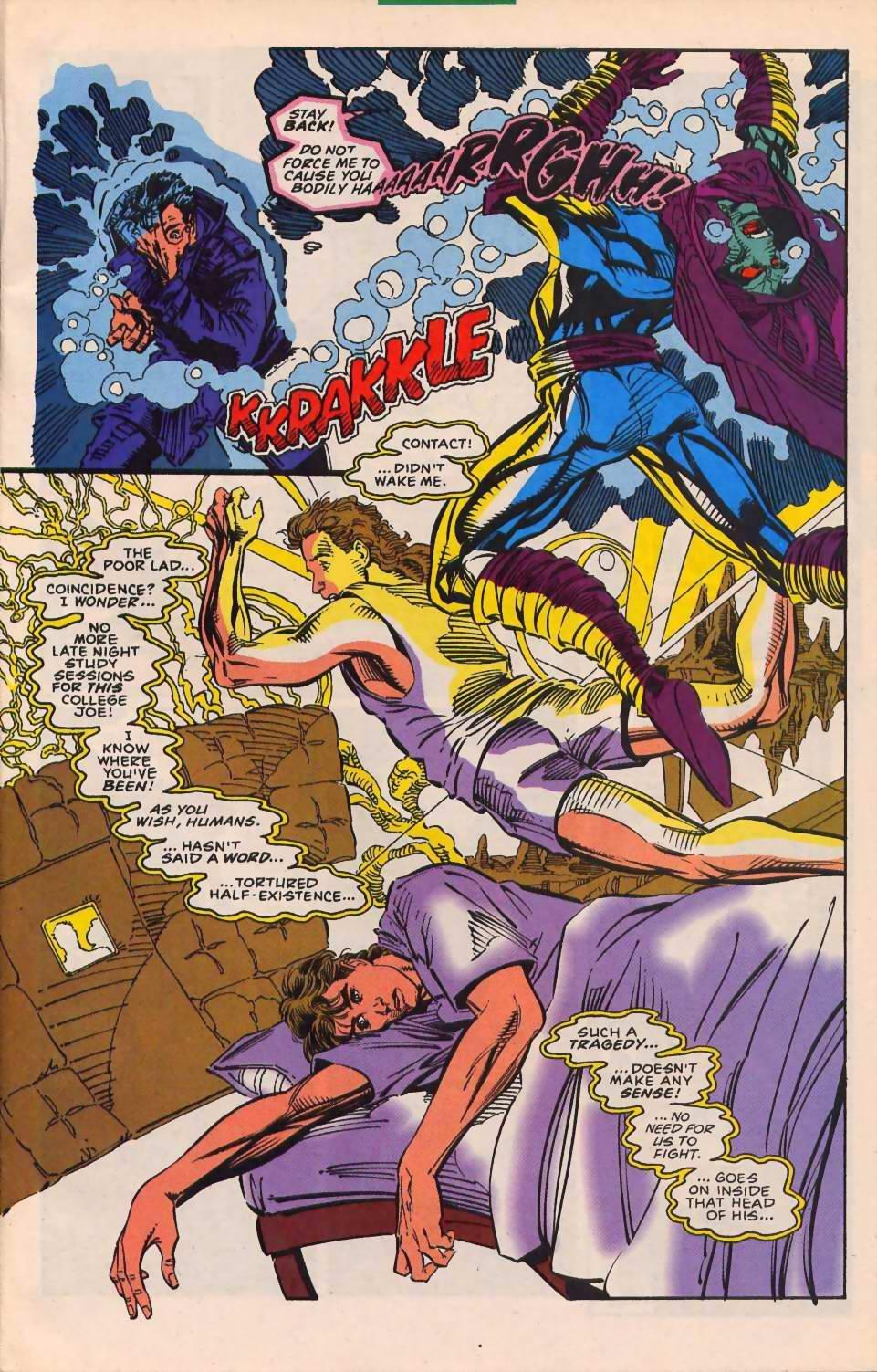 Read online Sleepwalker comic -  Issue #30 - 10