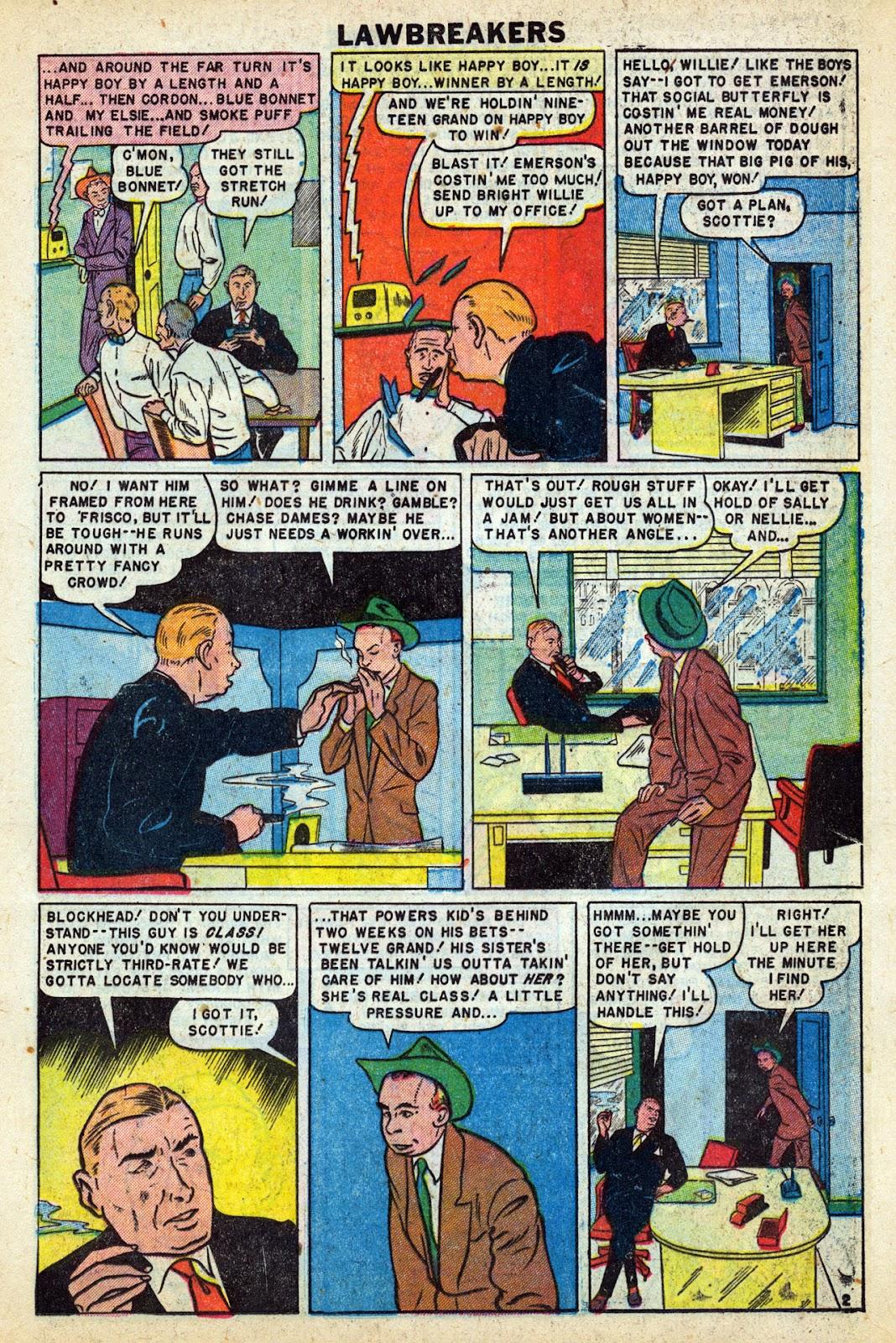 Lawbreakers Always Lose! issue 9 - Page 13