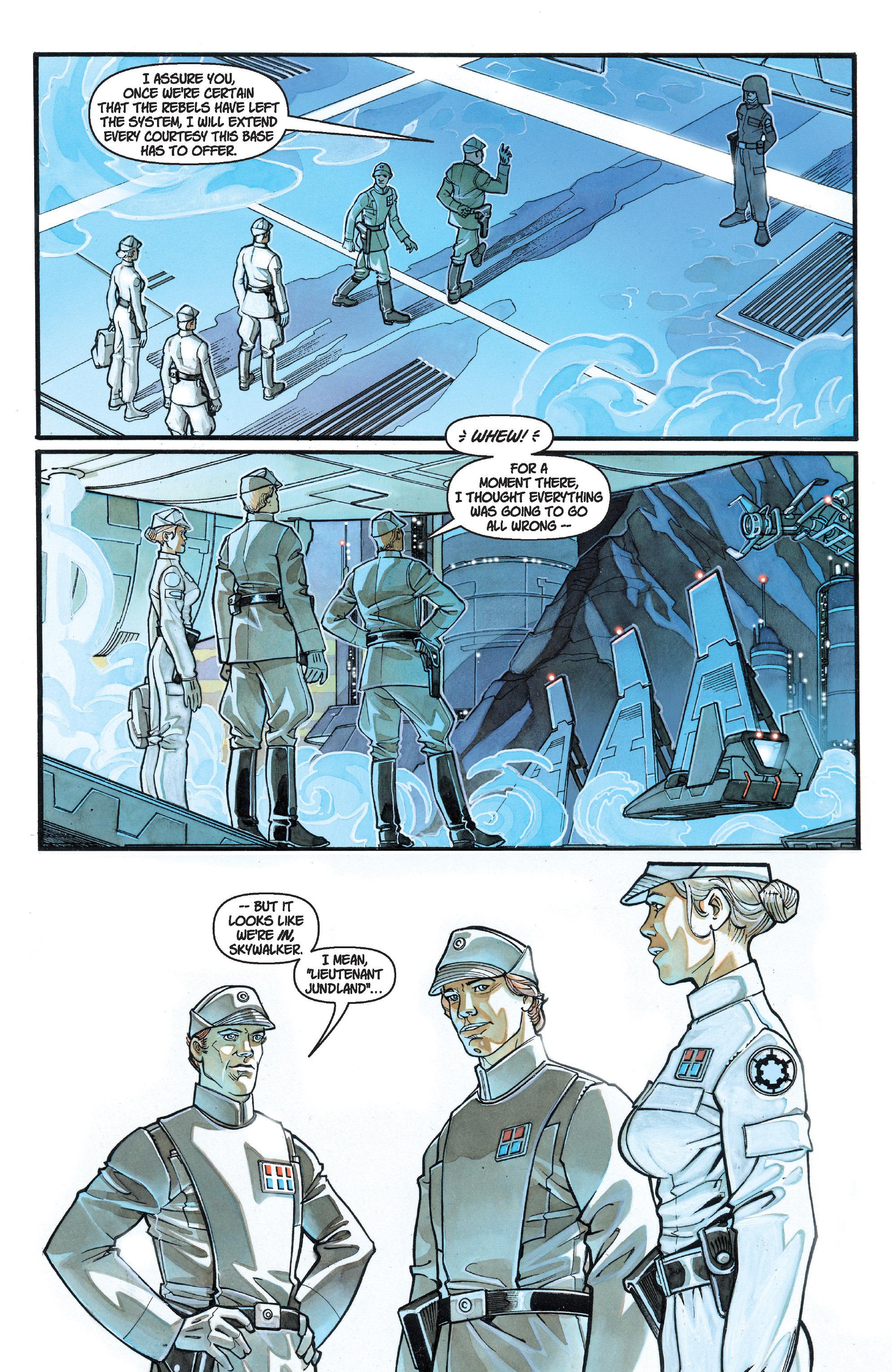 Read online Star Wars Omnibus comic -  Issue # Vol. 22 - 222