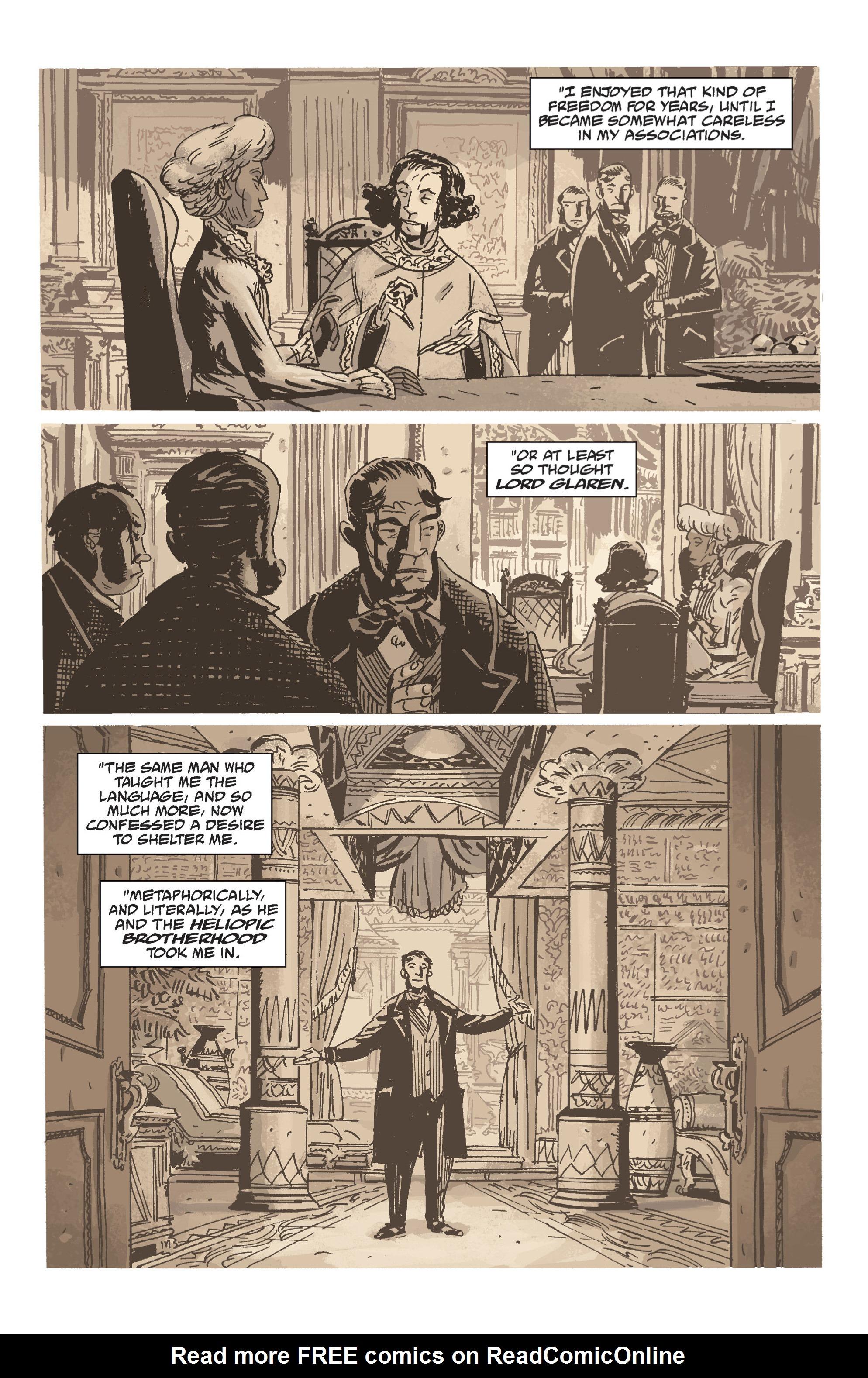 Read online B.P.R.D. (2003) comic -  Issue # TPB 7 - 89