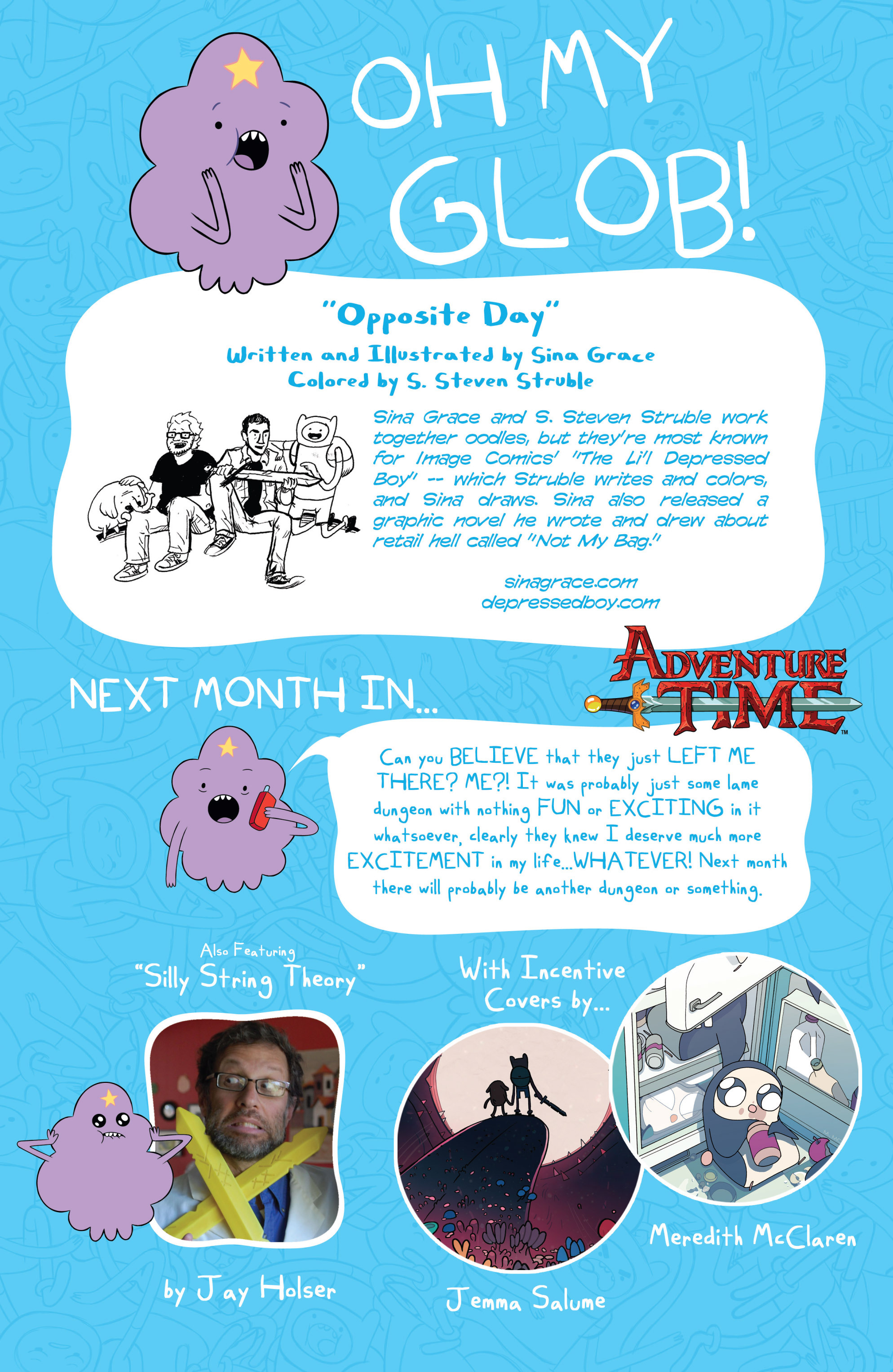 Read online Adventure Time comic -  Issue #16 - 29