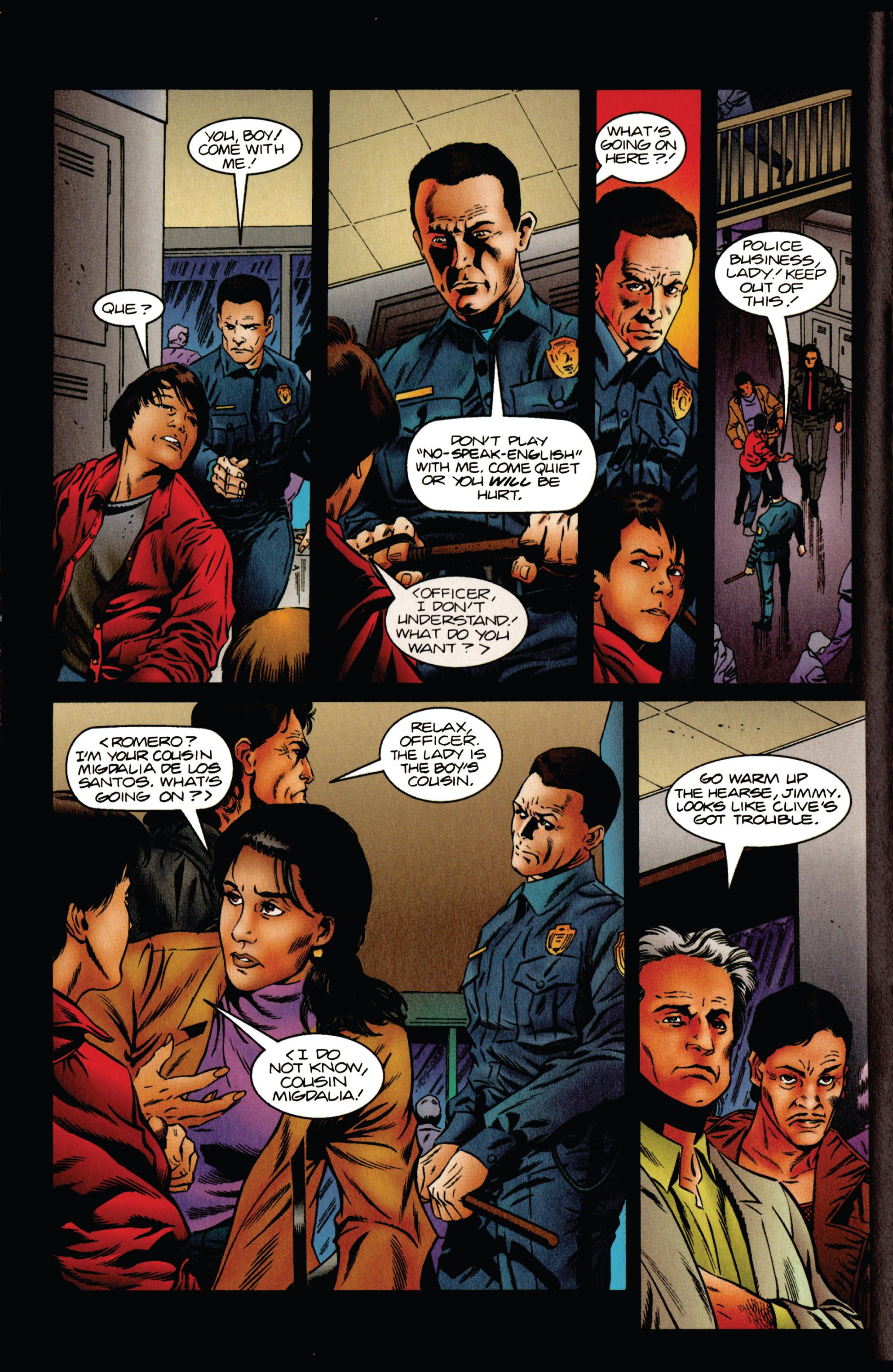Read online Eternal Warrior (1992) comic -  Issue #39 - 9