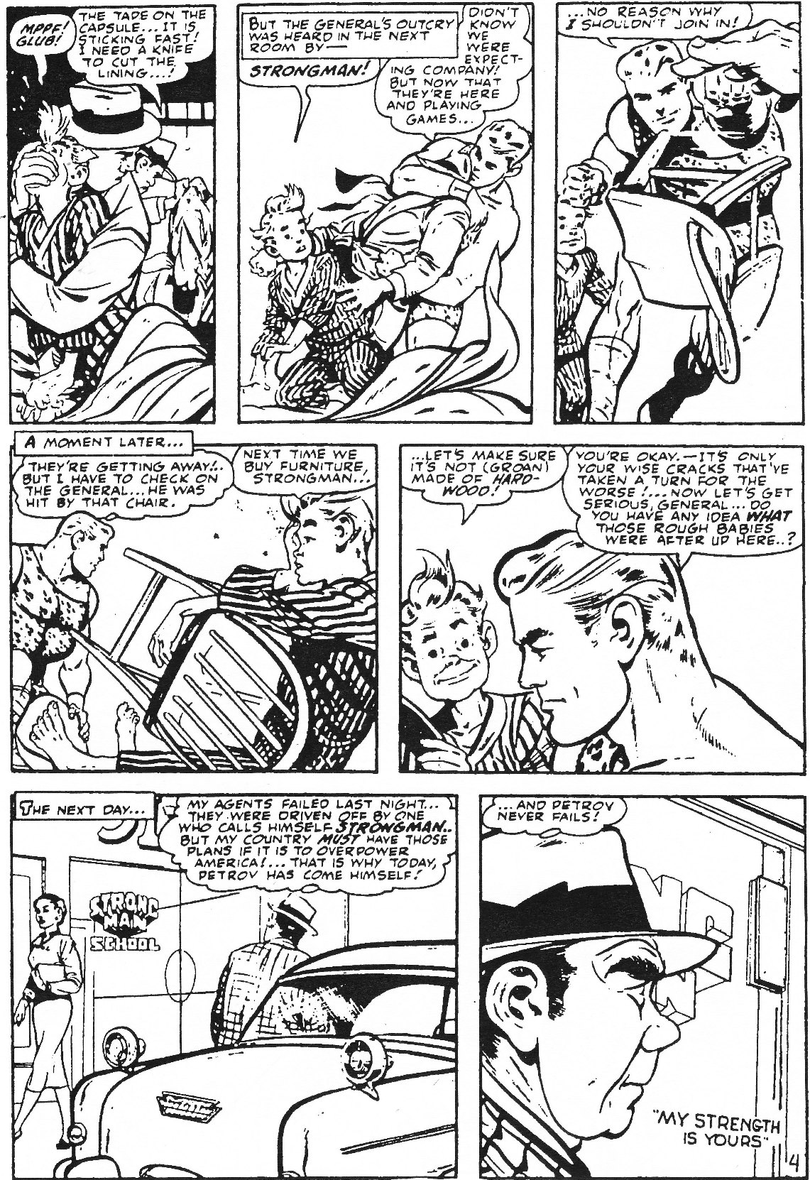 Read online Men of Mystery Comics comic -  Issue #61 - 30