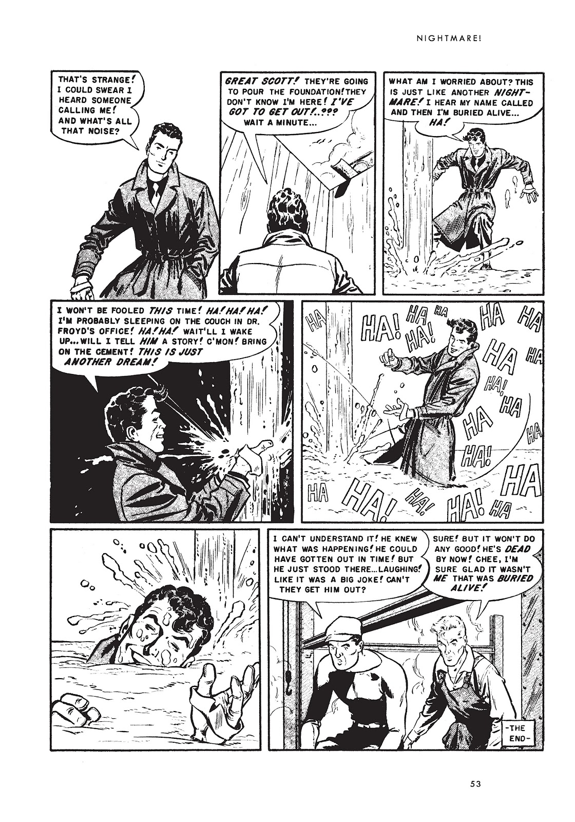 Read online Voodoo Vengeance and Other Stories comic -  Issue # TPB (Part 1) - 70