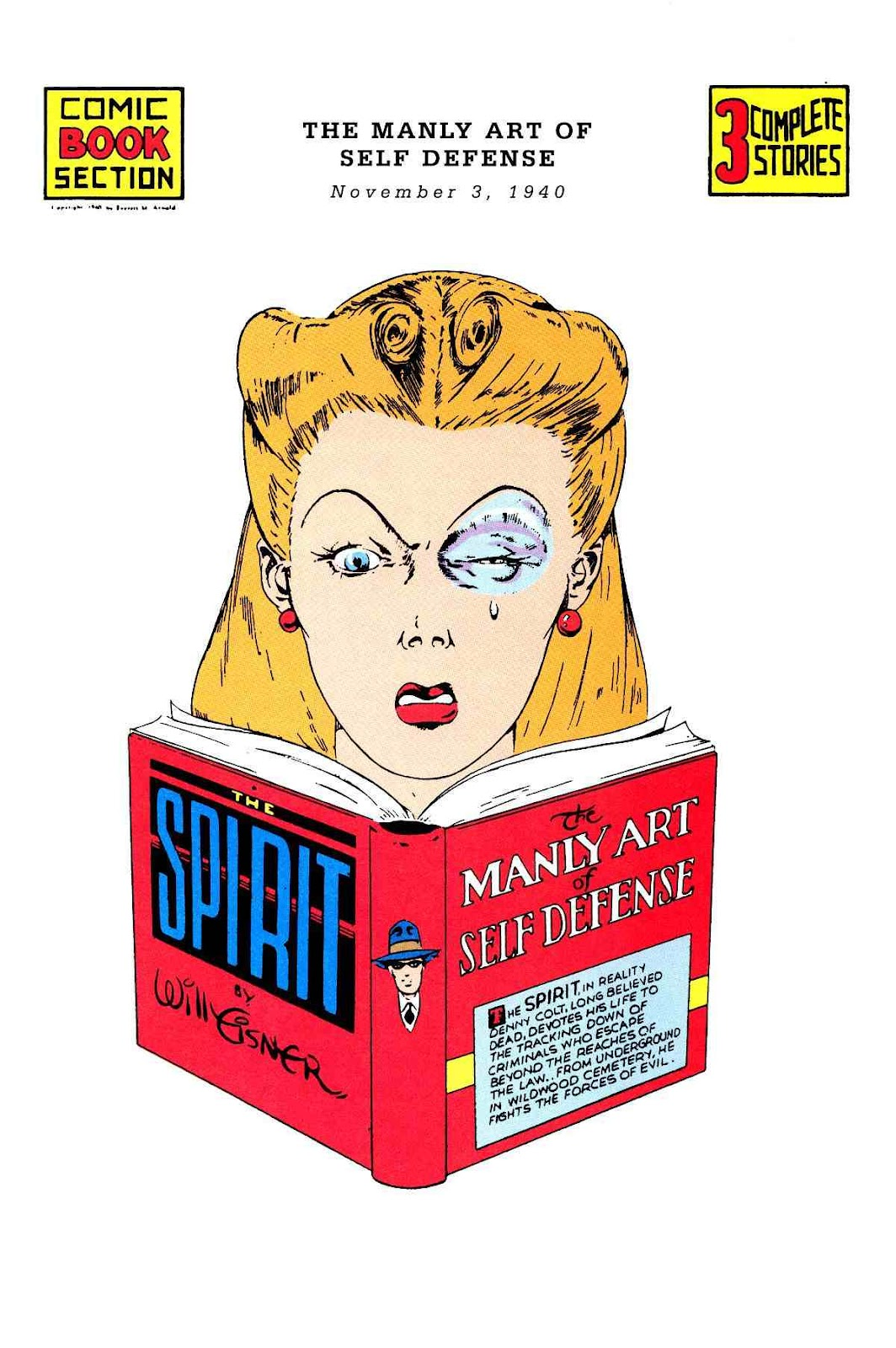 Read online Will Eisner's The Spirit Archives comic -  Issue # TPB 1 (Part 2) - 56