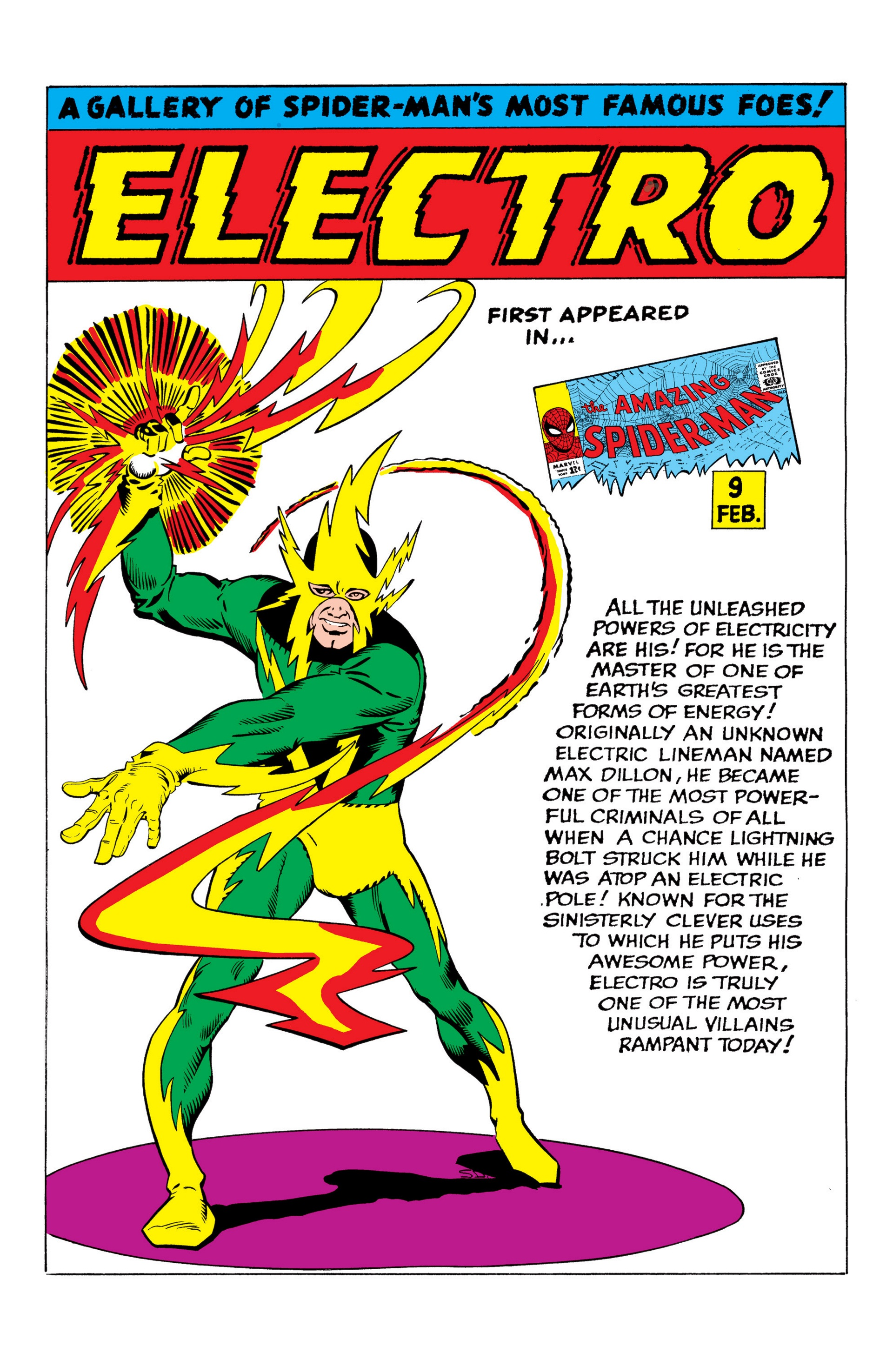The Amazing Spider-Man (1963) _Annual_1 Page 51
