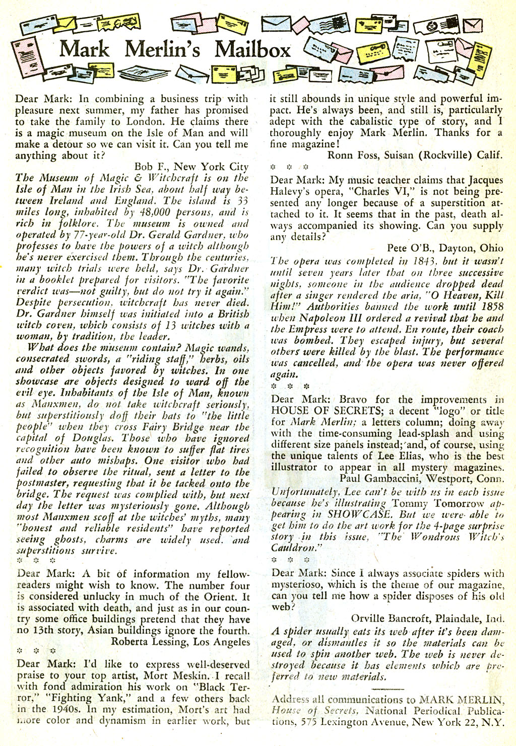 House of Secrets (1956) issue 58 - Page 28