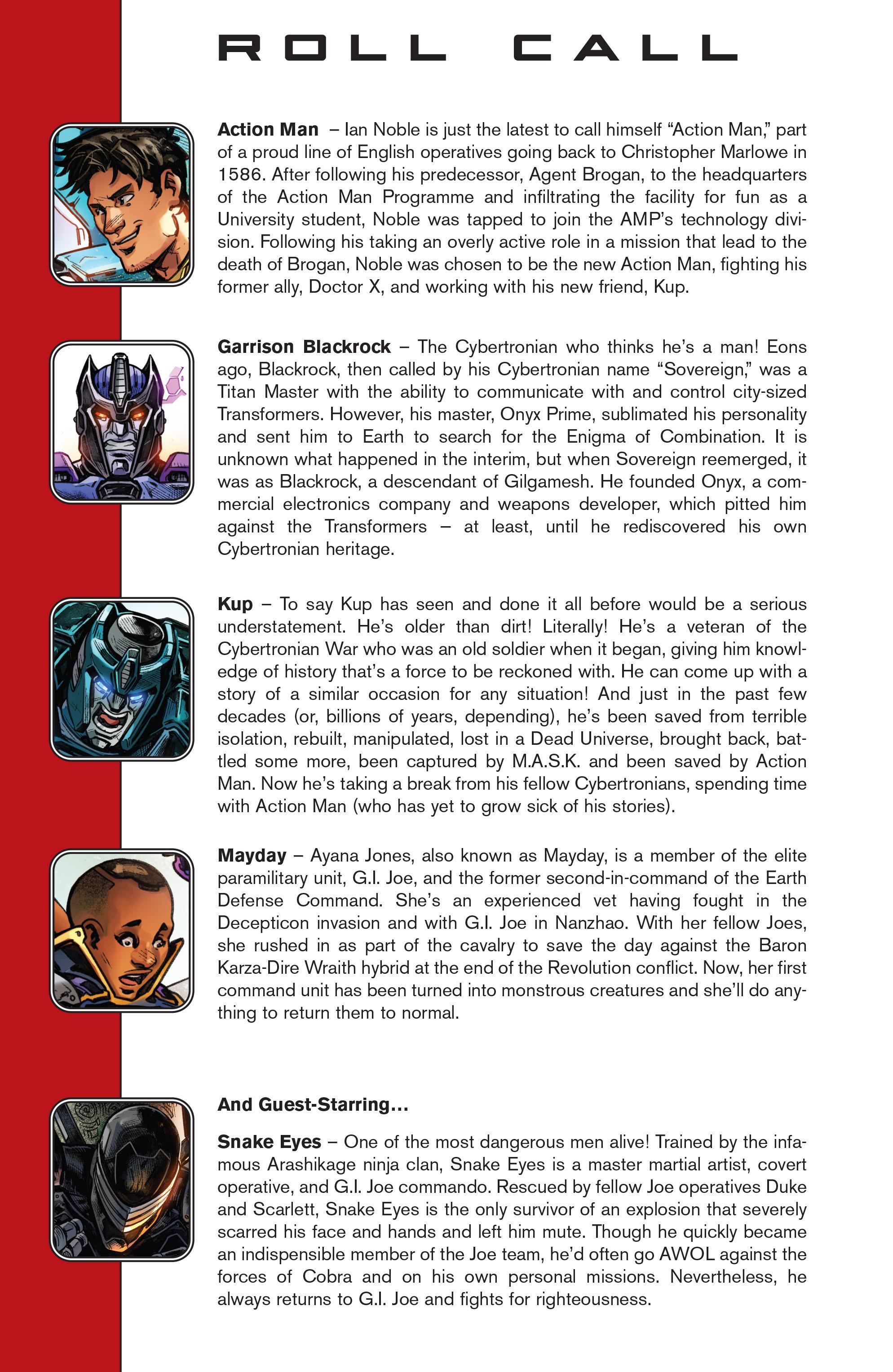 Read online Revolutionaries comic -  Issue #4 - 4
