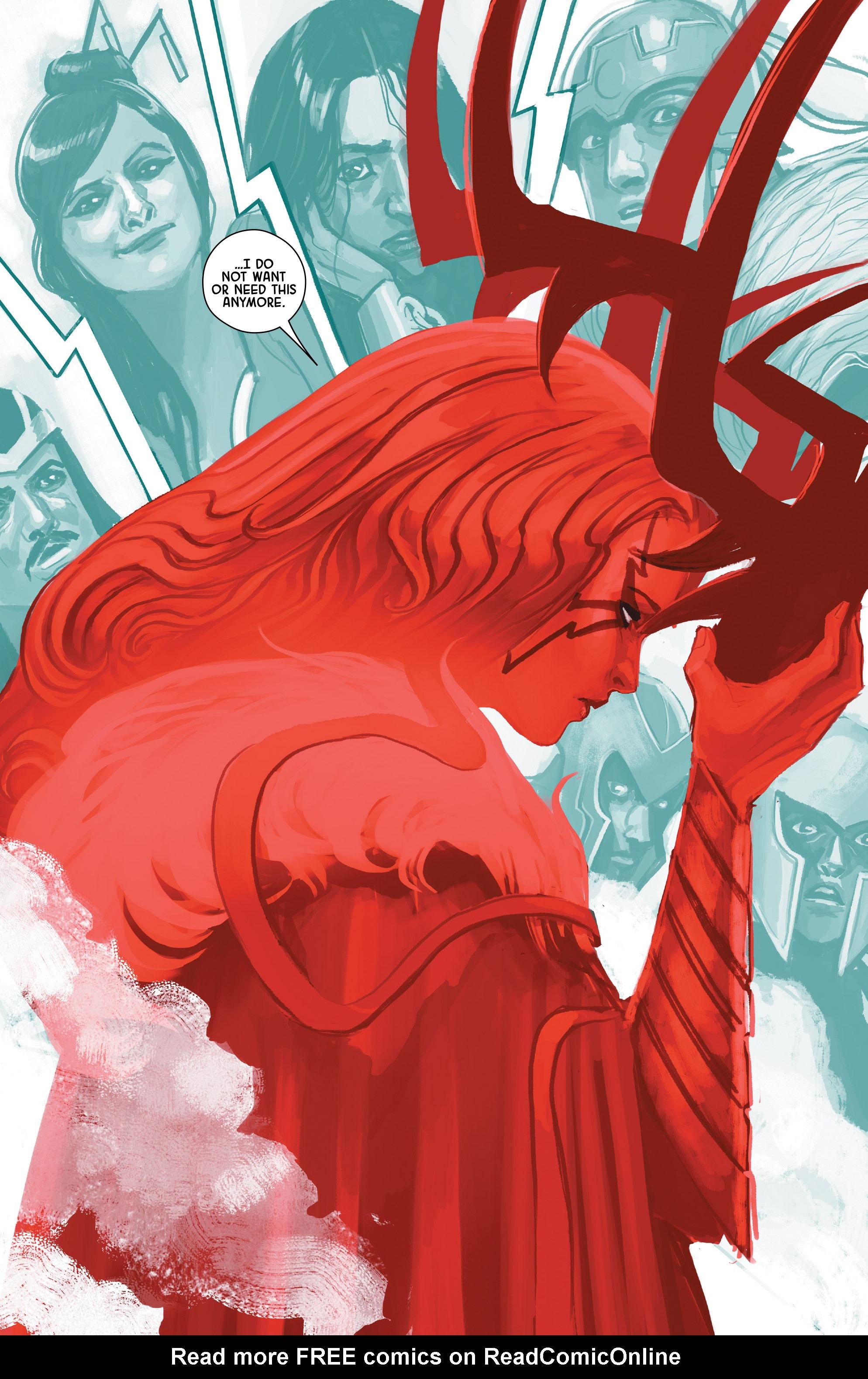 Read online Angela: Queen Of Hel comic -  Issue #5 - 15