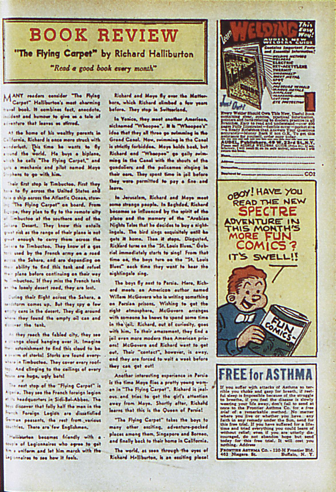 Read online Adventure Comics (1938) comic -  Issue #61 - 48