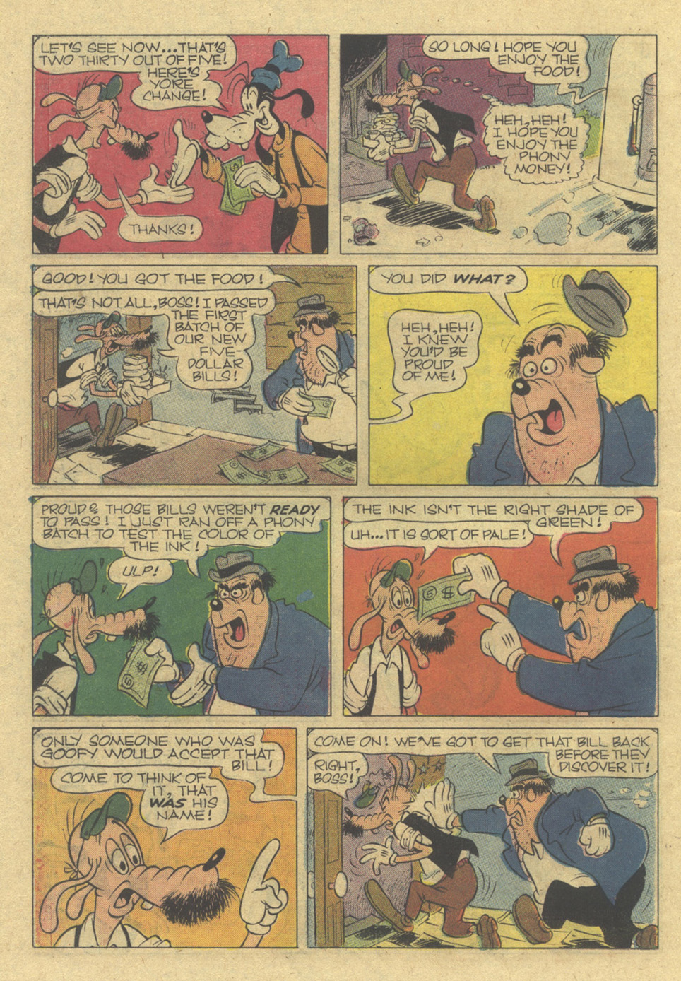 Walt Disney's Comics and Stories issue 400 - Page 20