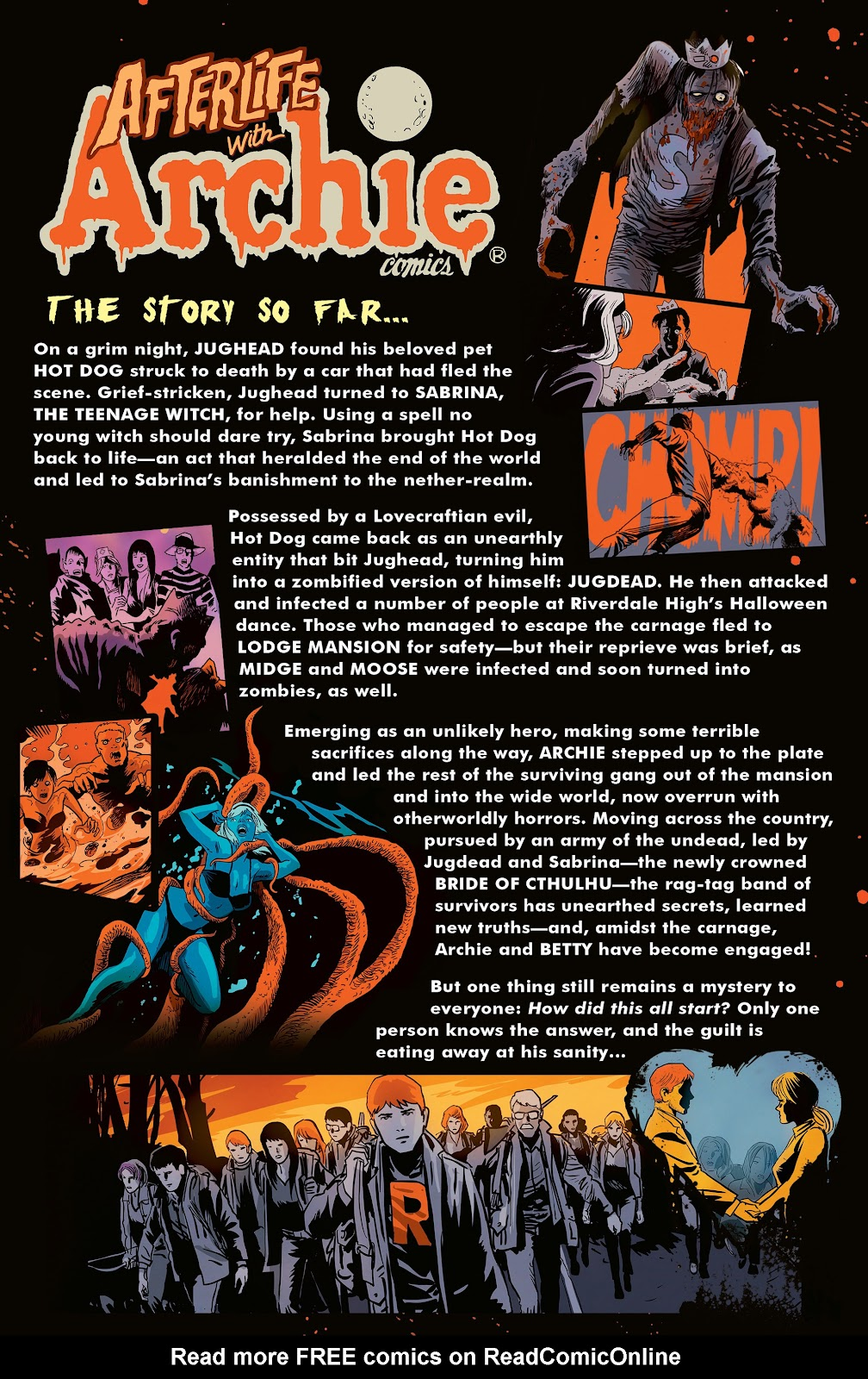 Afterlife with Archie issue 9 - Page 3